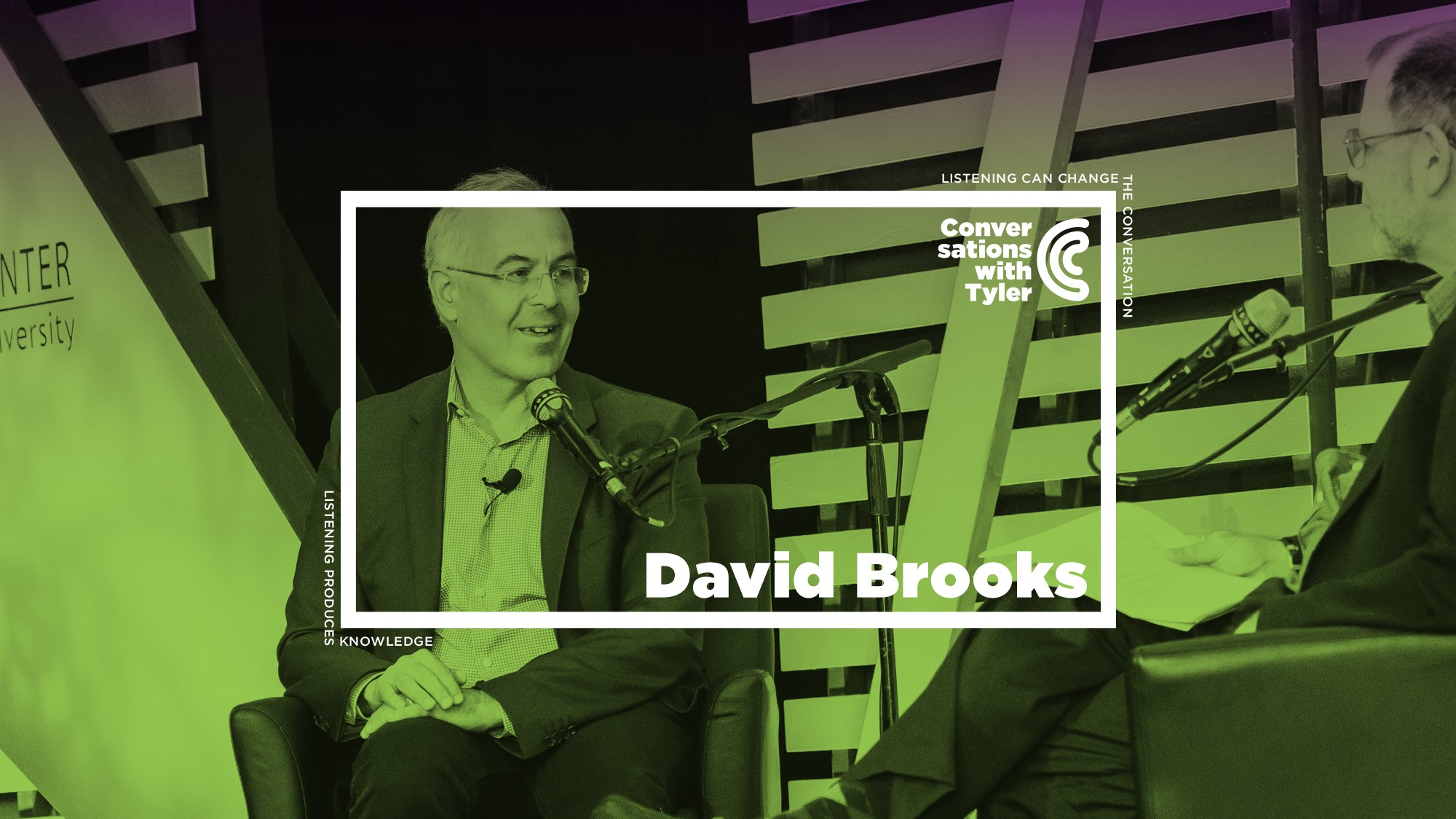 David Brooks on Youth, Morality, and Loneliness (Ep  42