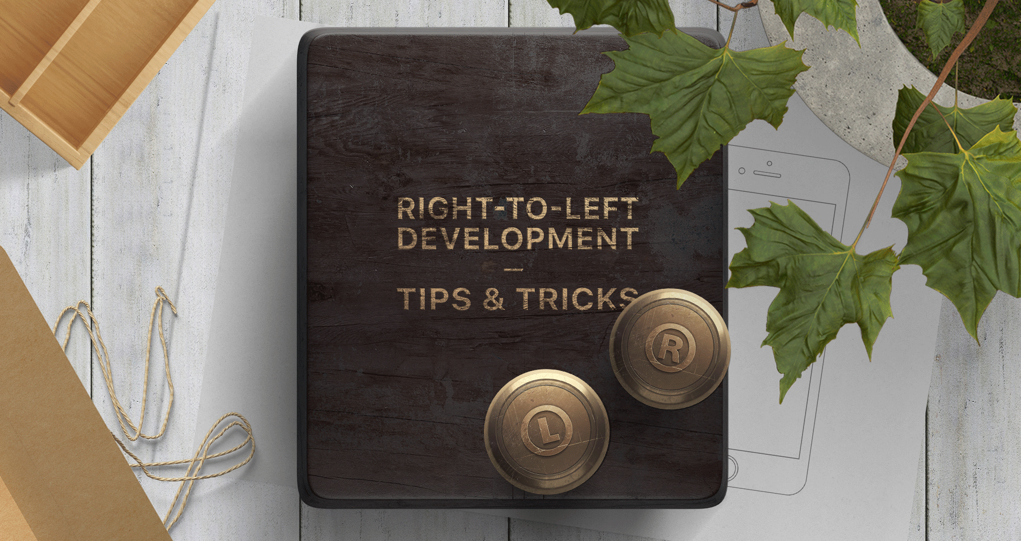 Right-to-Left Development: Tips and Tricks - UX Planet
