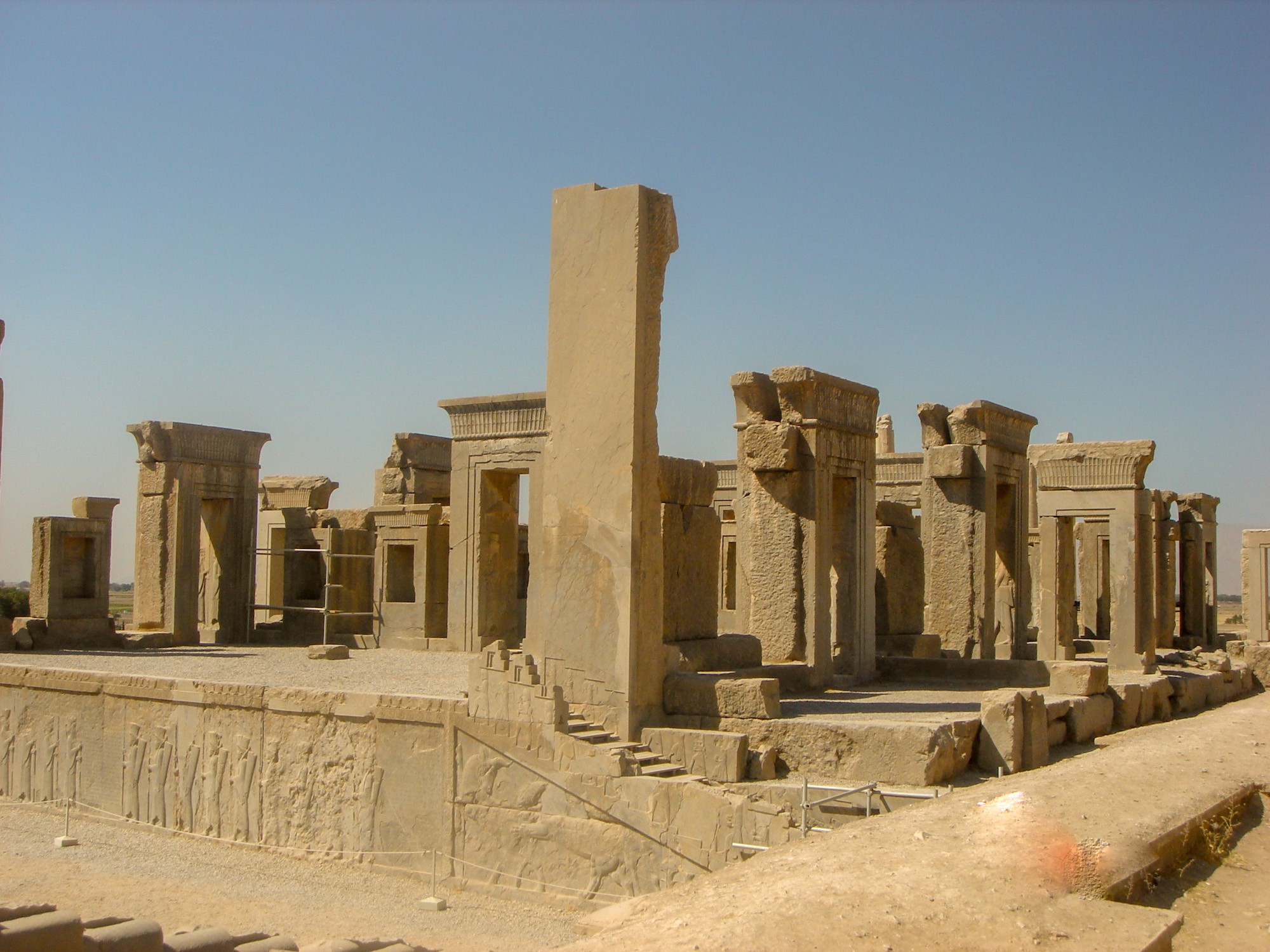 Persepolis City Of Persians Around 60 Km Northeast Of Shiraz At By Triggerfish Writing 360 On History Medium