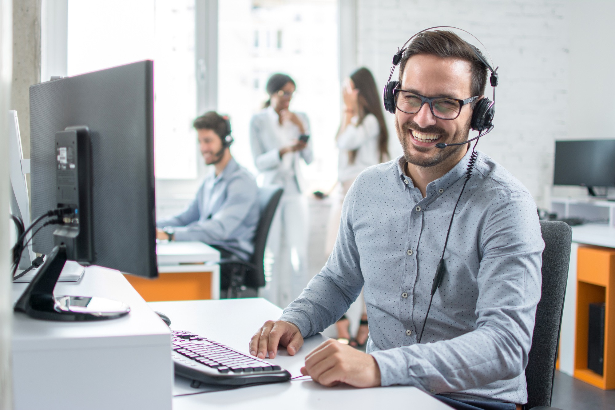 Call Center Technologies Better Technology For Better Call Centers Customer Experience By On Second Thought Medium