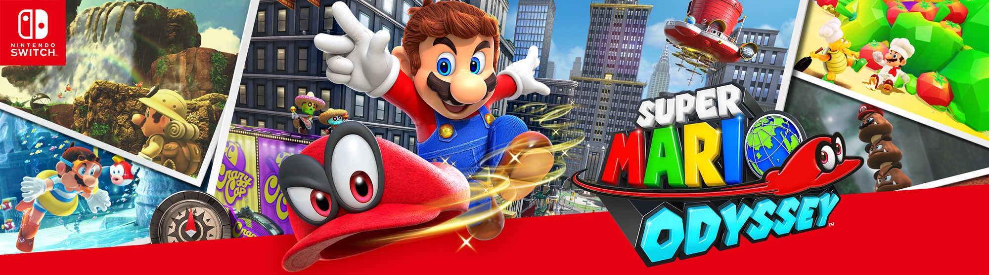 What Super Mario Odyssey Taught Me About Ux Design By Sara Tung