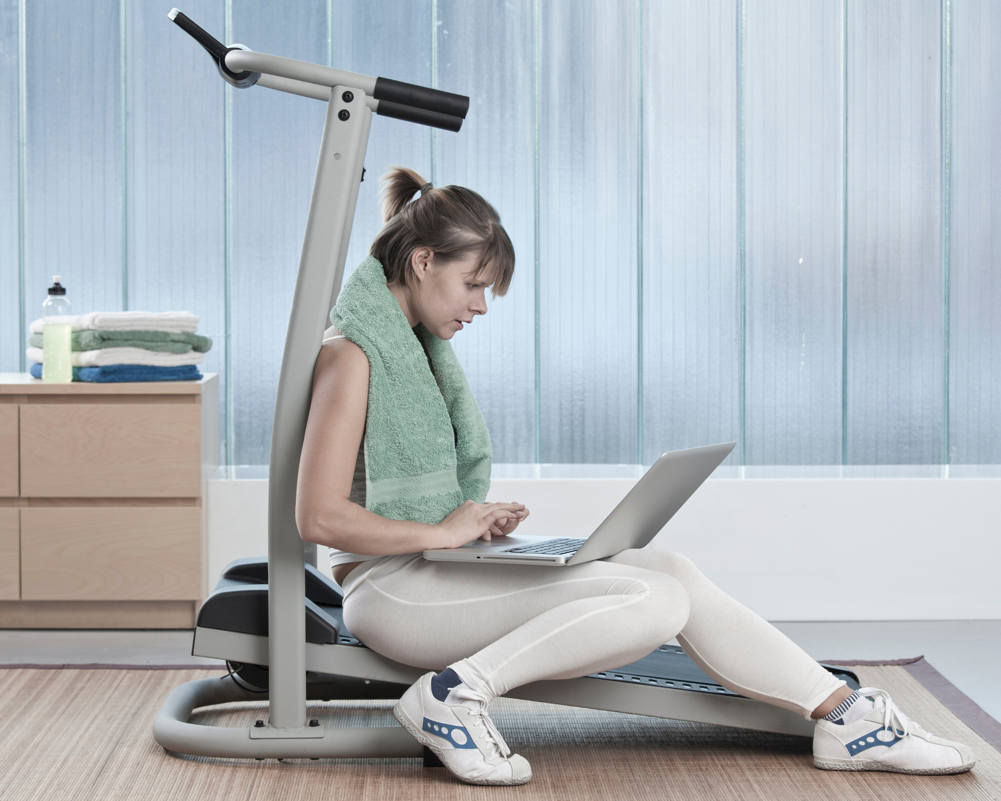 The Science Behind The 10-Minute Workout to Break Writer's Block