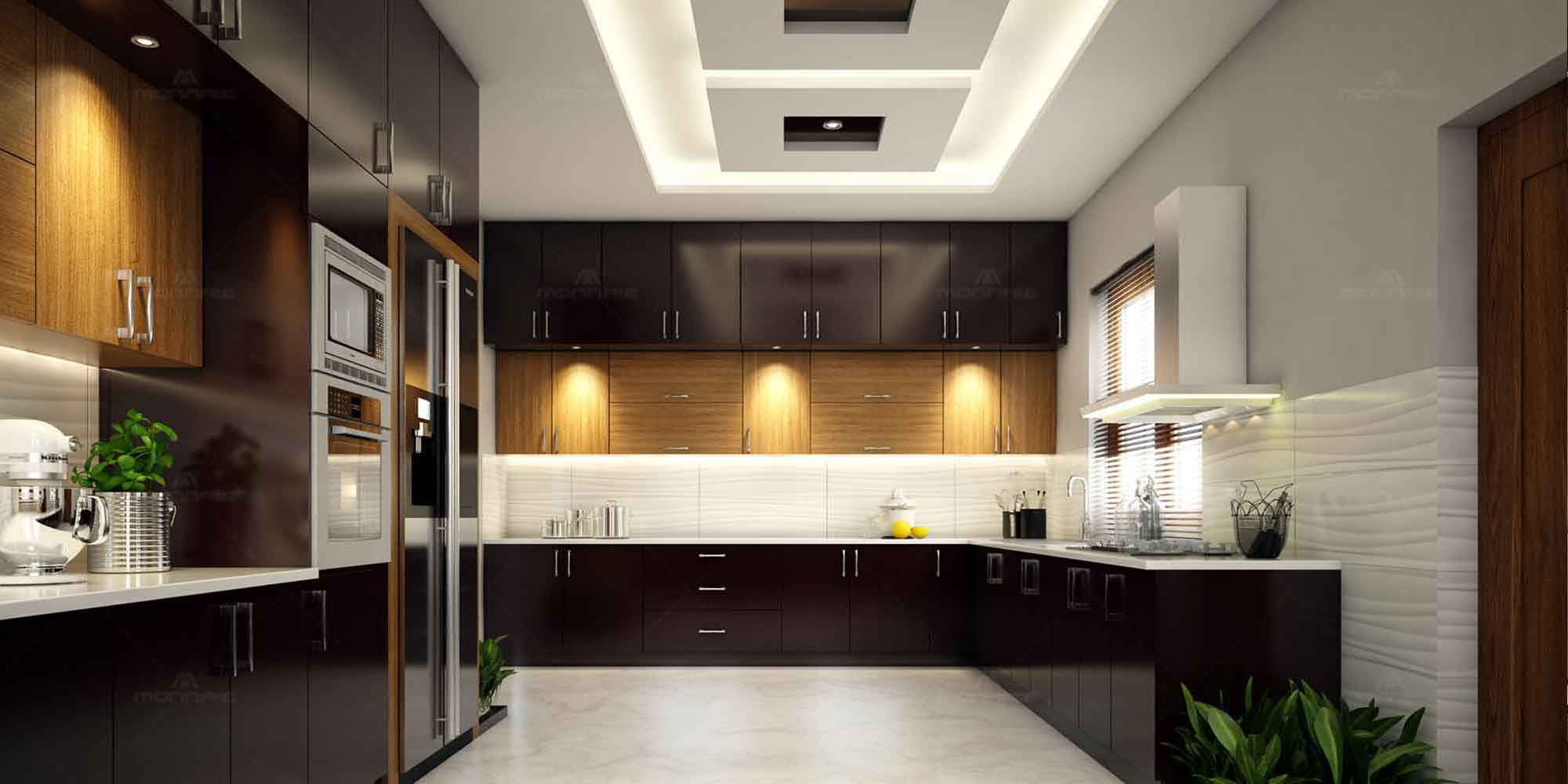 Interior Designers in Kochi  Modular kitchen in Kochi, Kerala