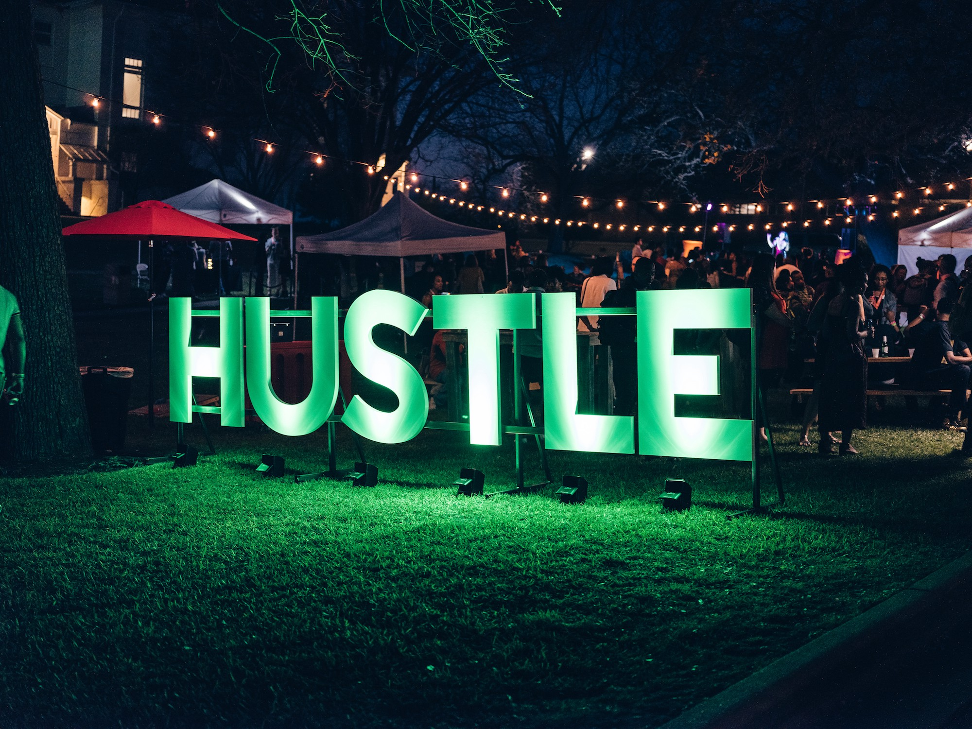 The Making of Hustle House @ SXSW - Black & Brown Founders