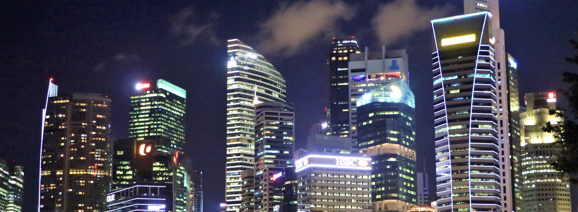 A Smart City Innovation Tour In Asia: China, Singapore