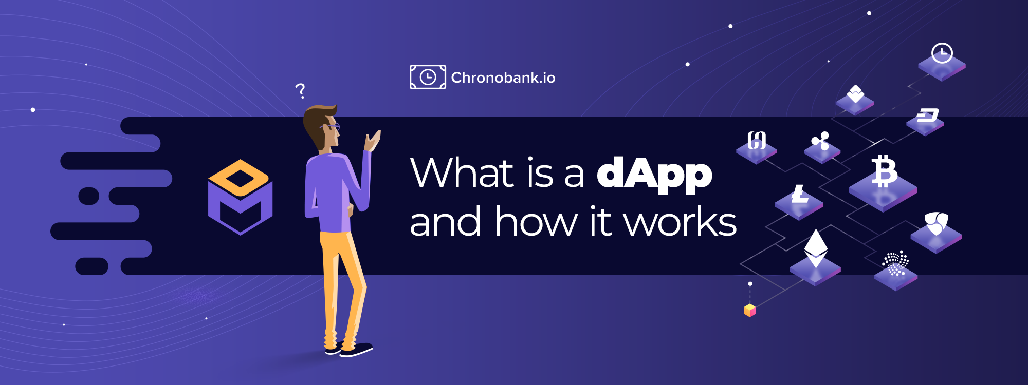 What is a decentralised application and how it works