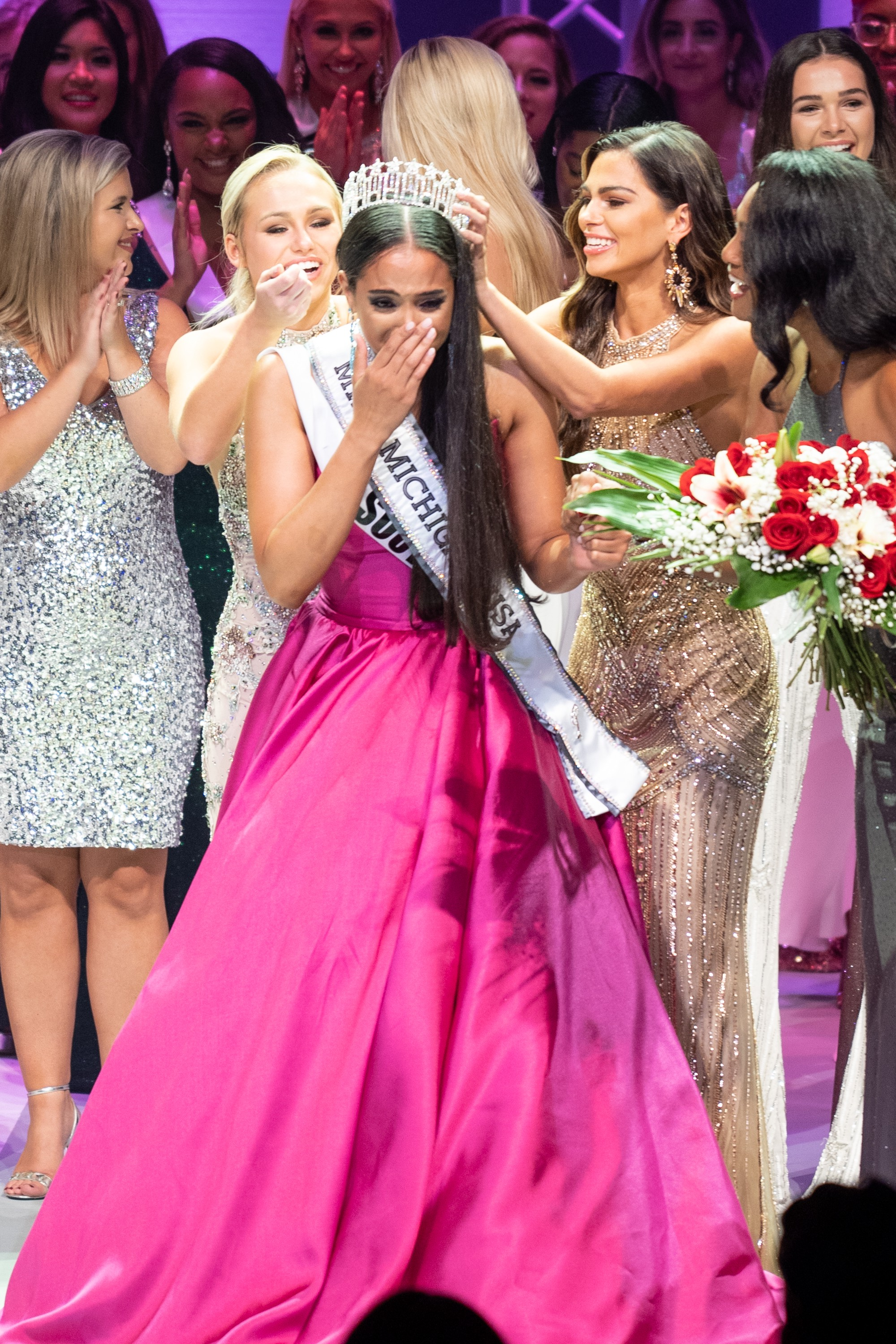 oakland county field agent named miss michigan usa by mi dept of corrections medium oakland county field agent named miss