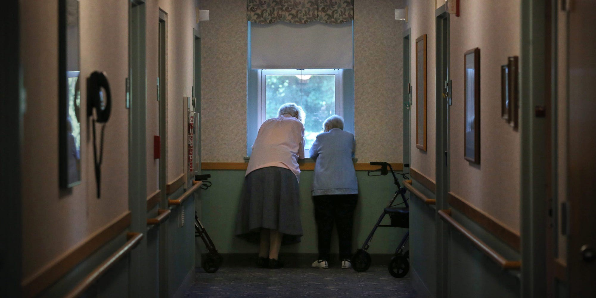 Women above the age of 60 have the lowest reported cases of sexual abuse.