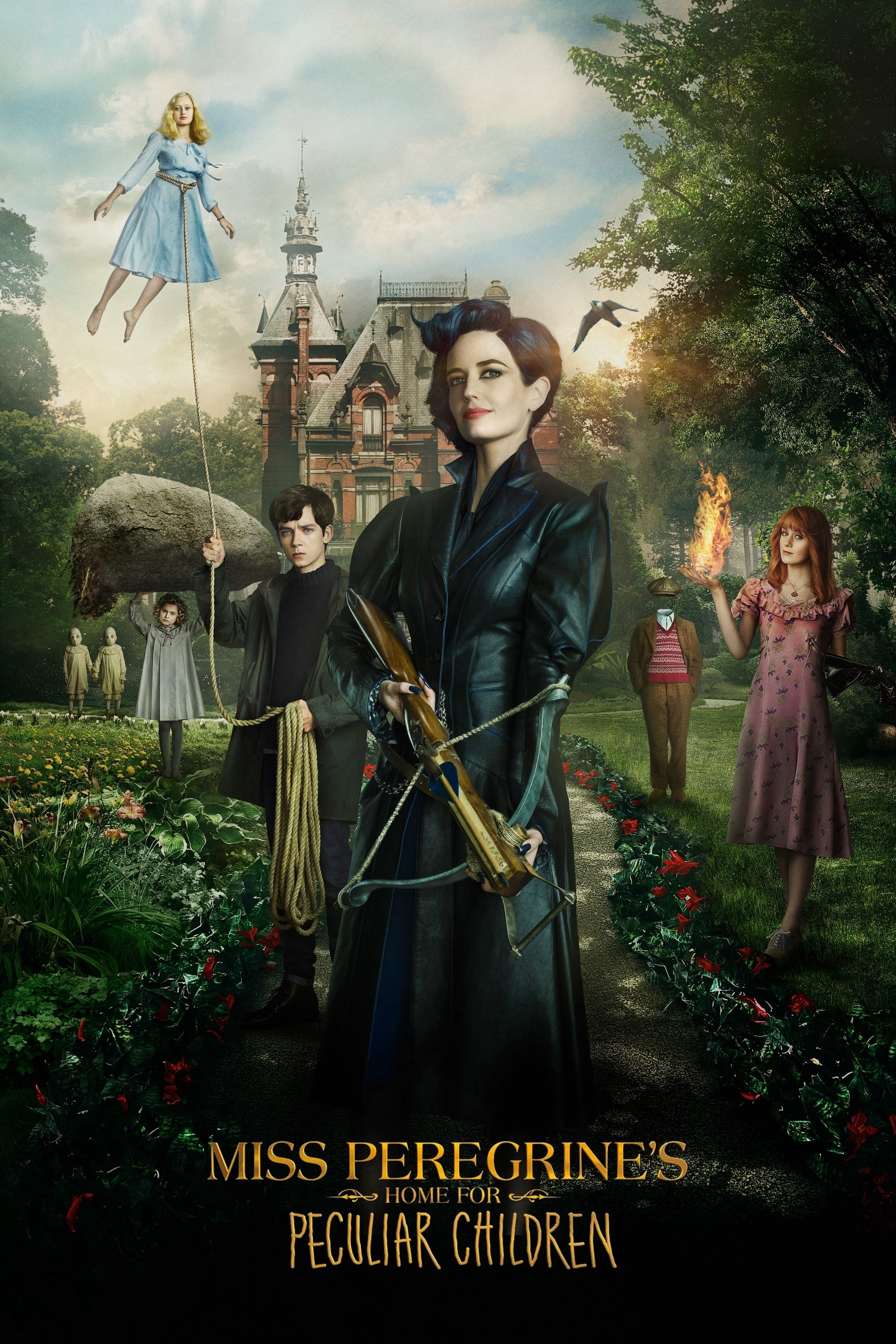 Home for Peculiar Children (2016) — Watch English Movies