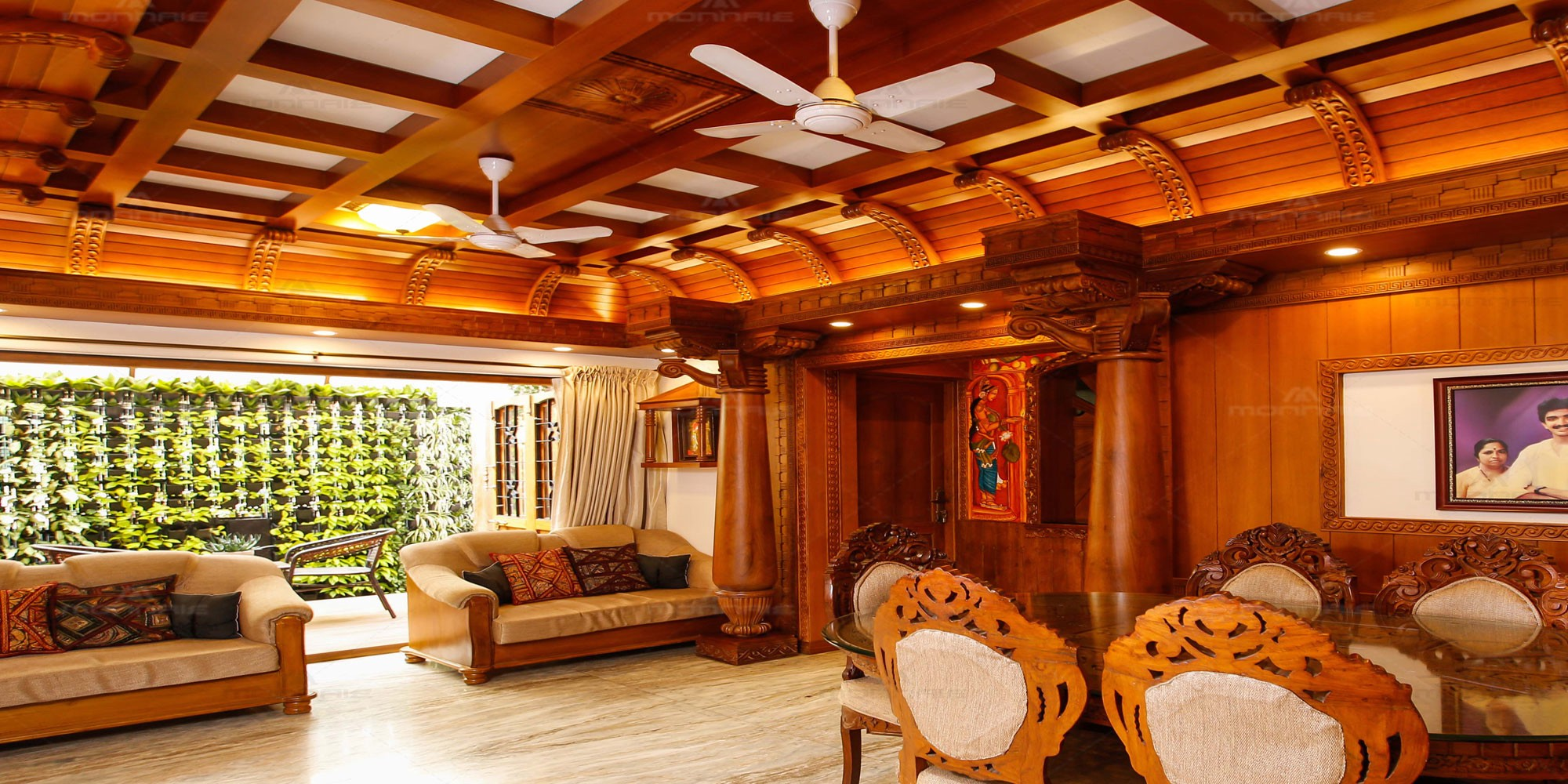 Interior Designing The Kerala Style By Monnaie Architects Interiors Medium