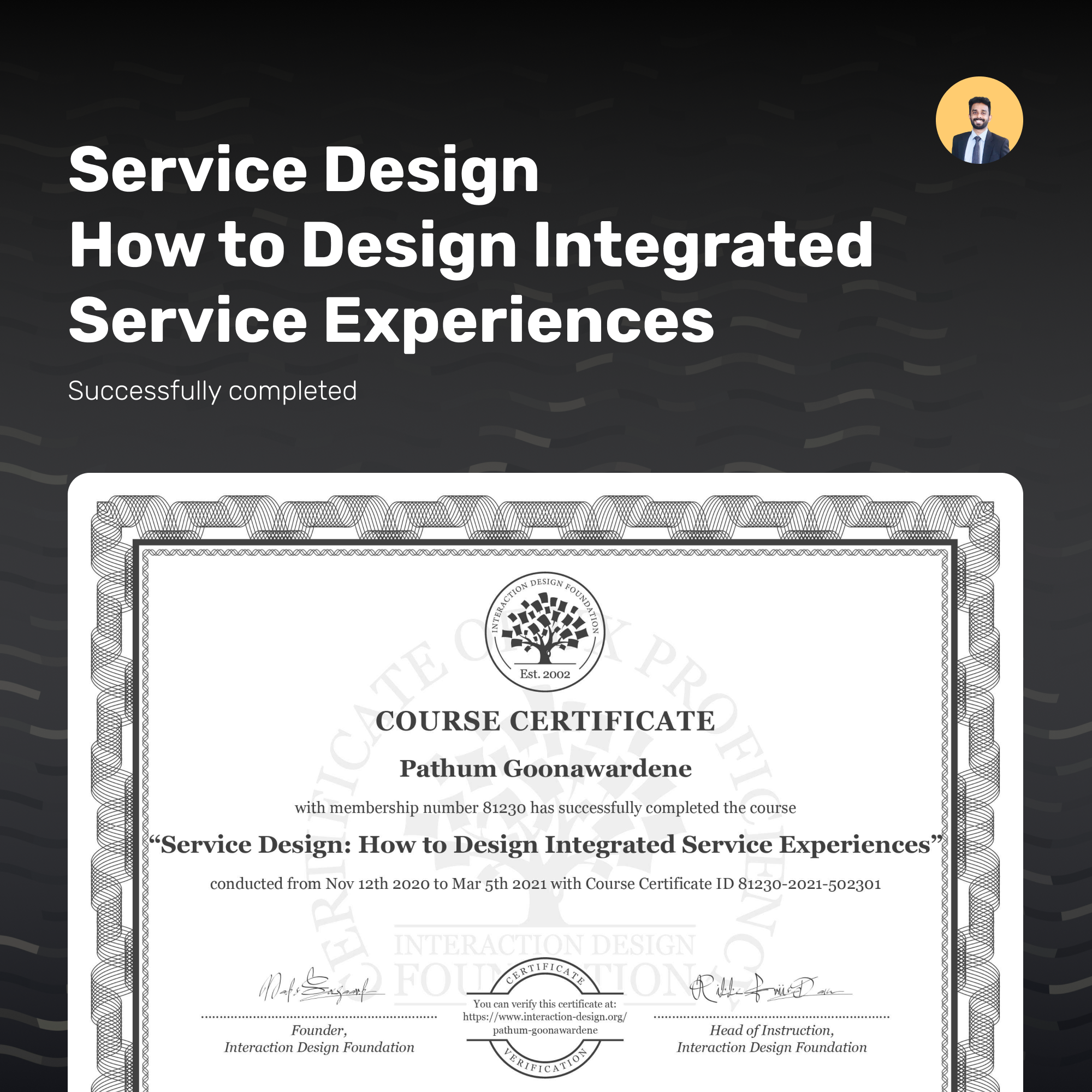 Service Design: How to Design Integrated Service Experiences
