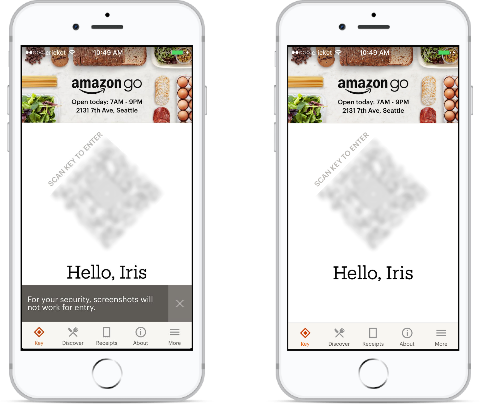 Examining the User Experience of Amazon Go Shopping — Just