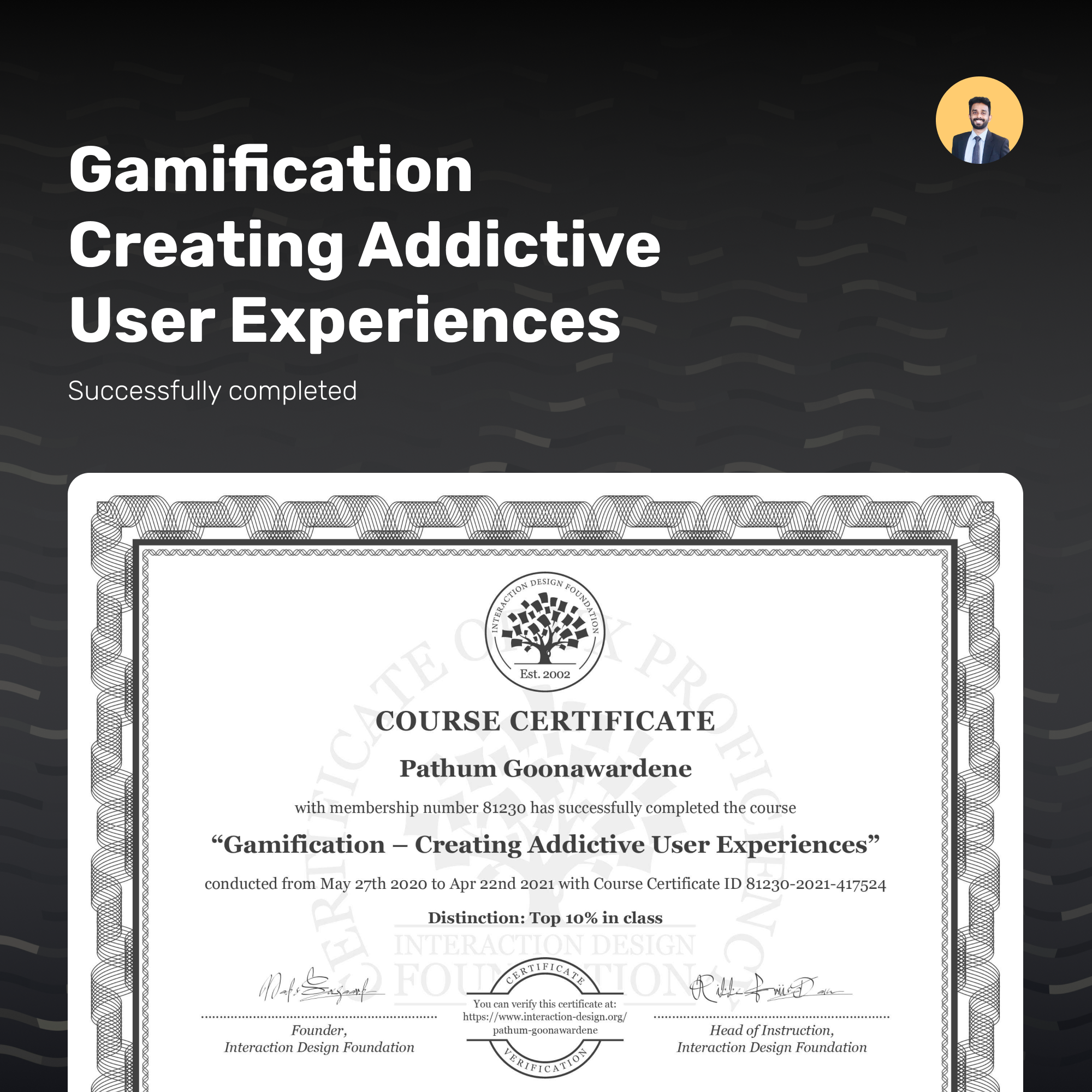 Gamification—Creating Addictive User Experiences