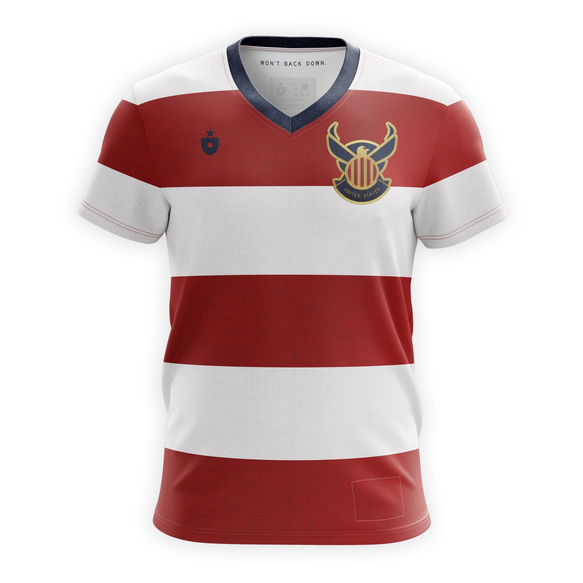 more photos 128a6 833cc We're making a jersey for independent American soccer fans.