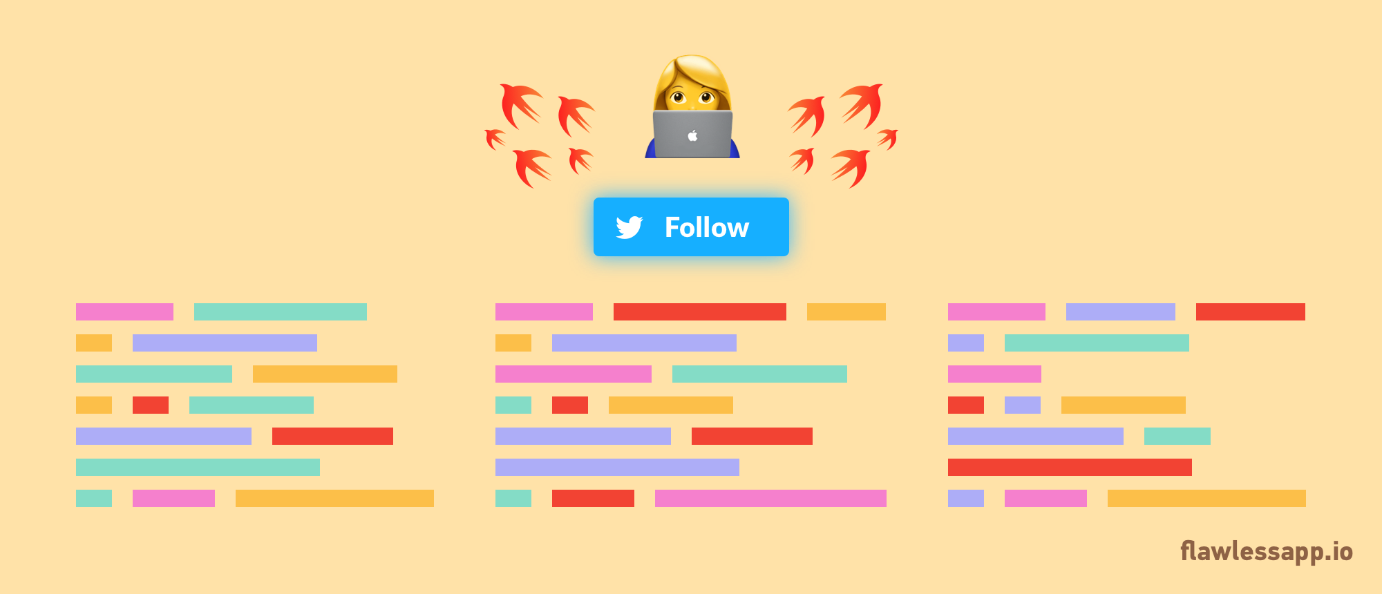 Awesome Ladies iOS Engineers to Follow on Twitter - Flawless