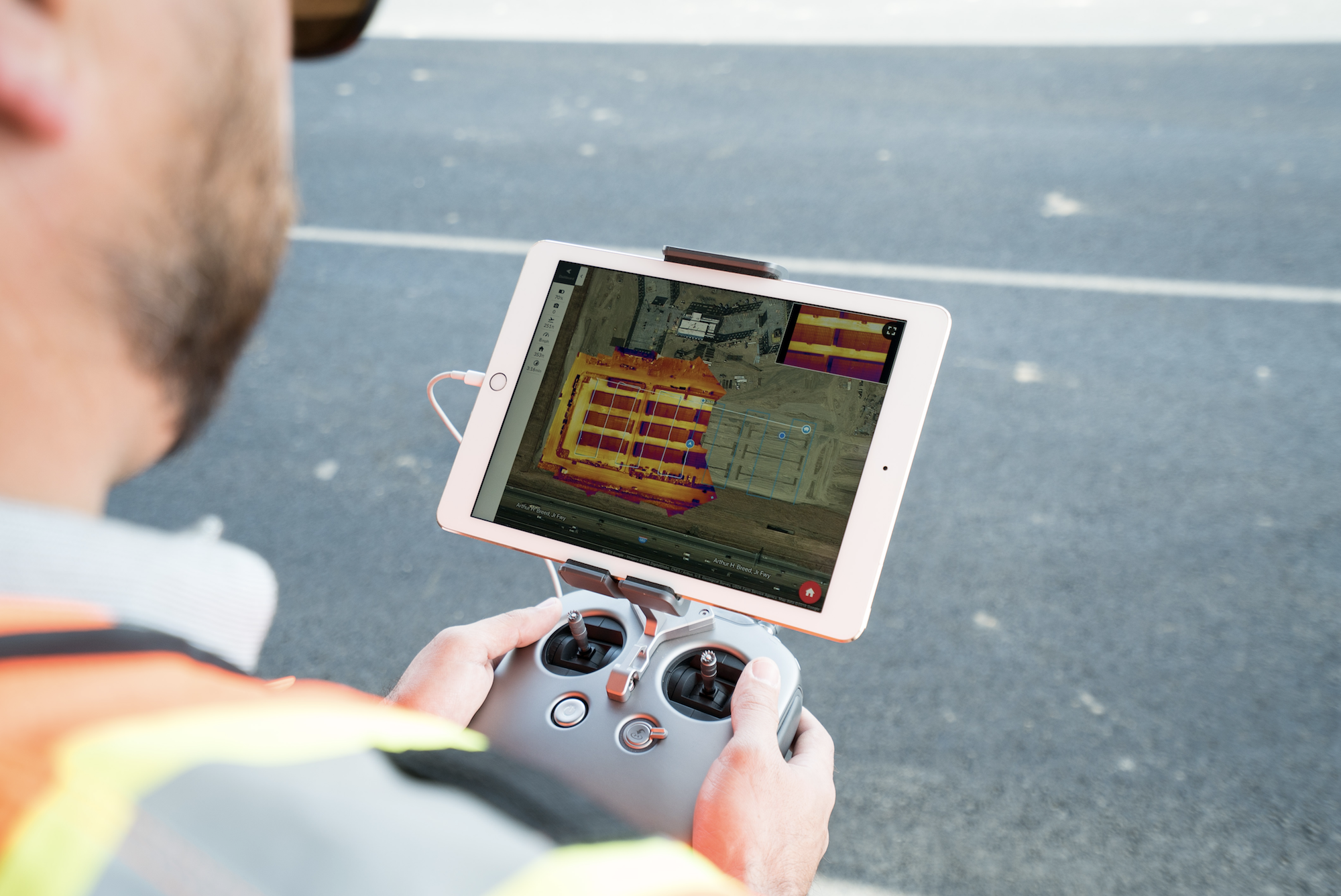 Introducing Thermal Live Map: Real-Time Thermal Drone Maps