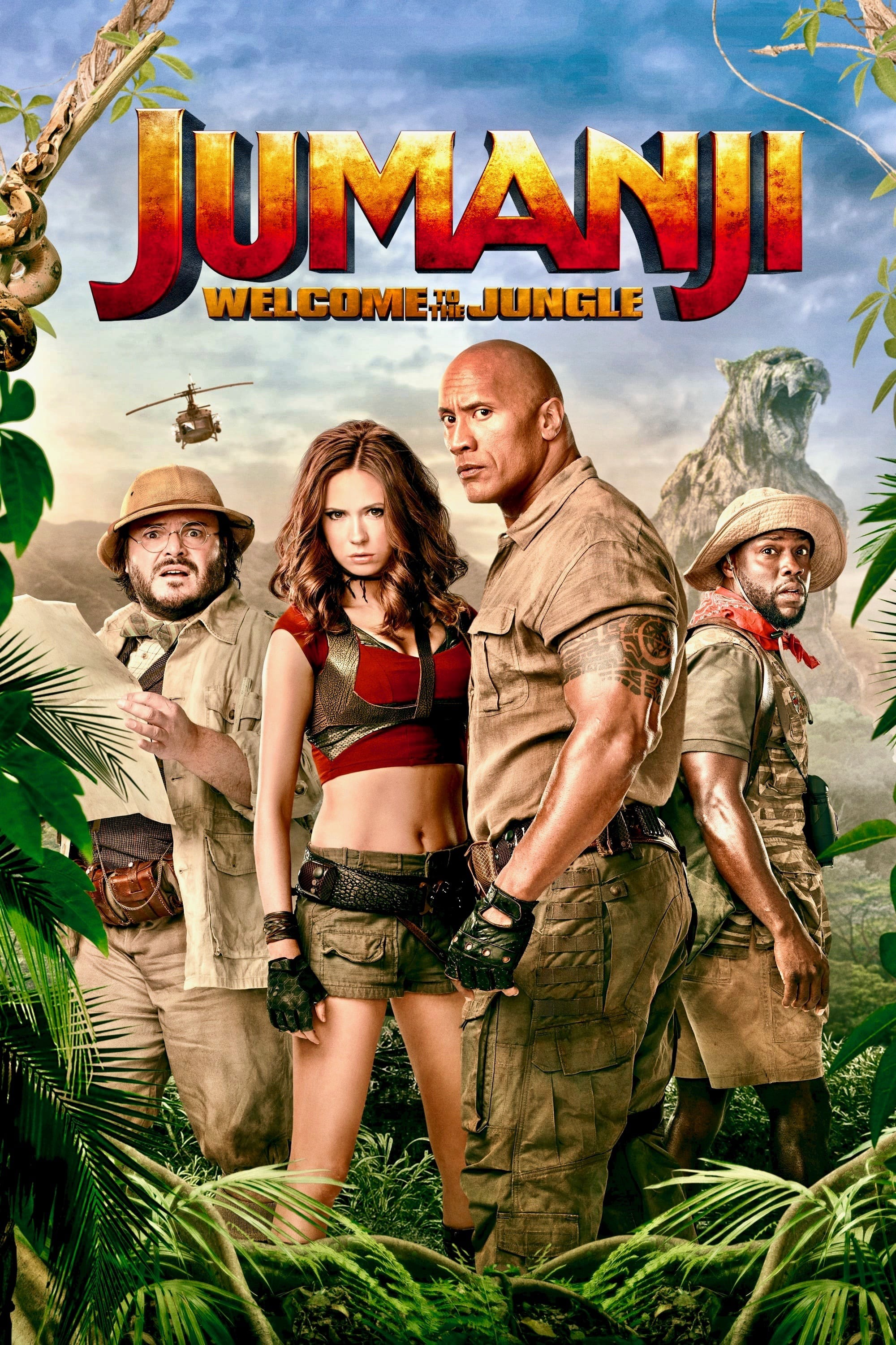 watch welcome to the jungle online free