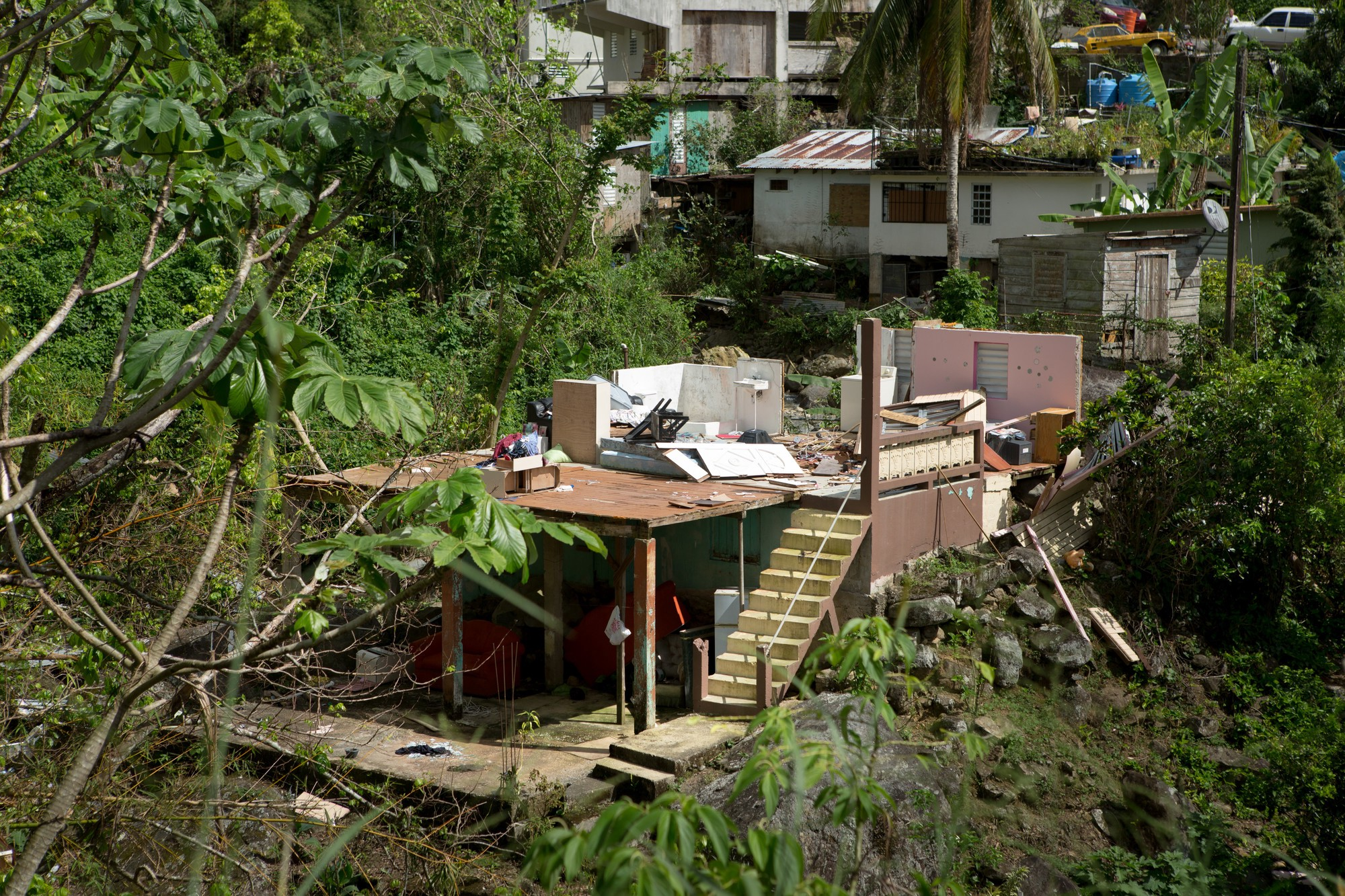 Puerto Rico Continues To Recover From Hurricane Maria By Lwr Media The Lwr And Ima Newswire Medium