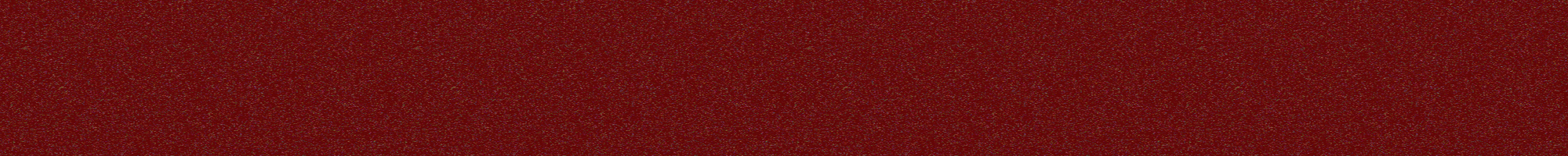white noise on dark red