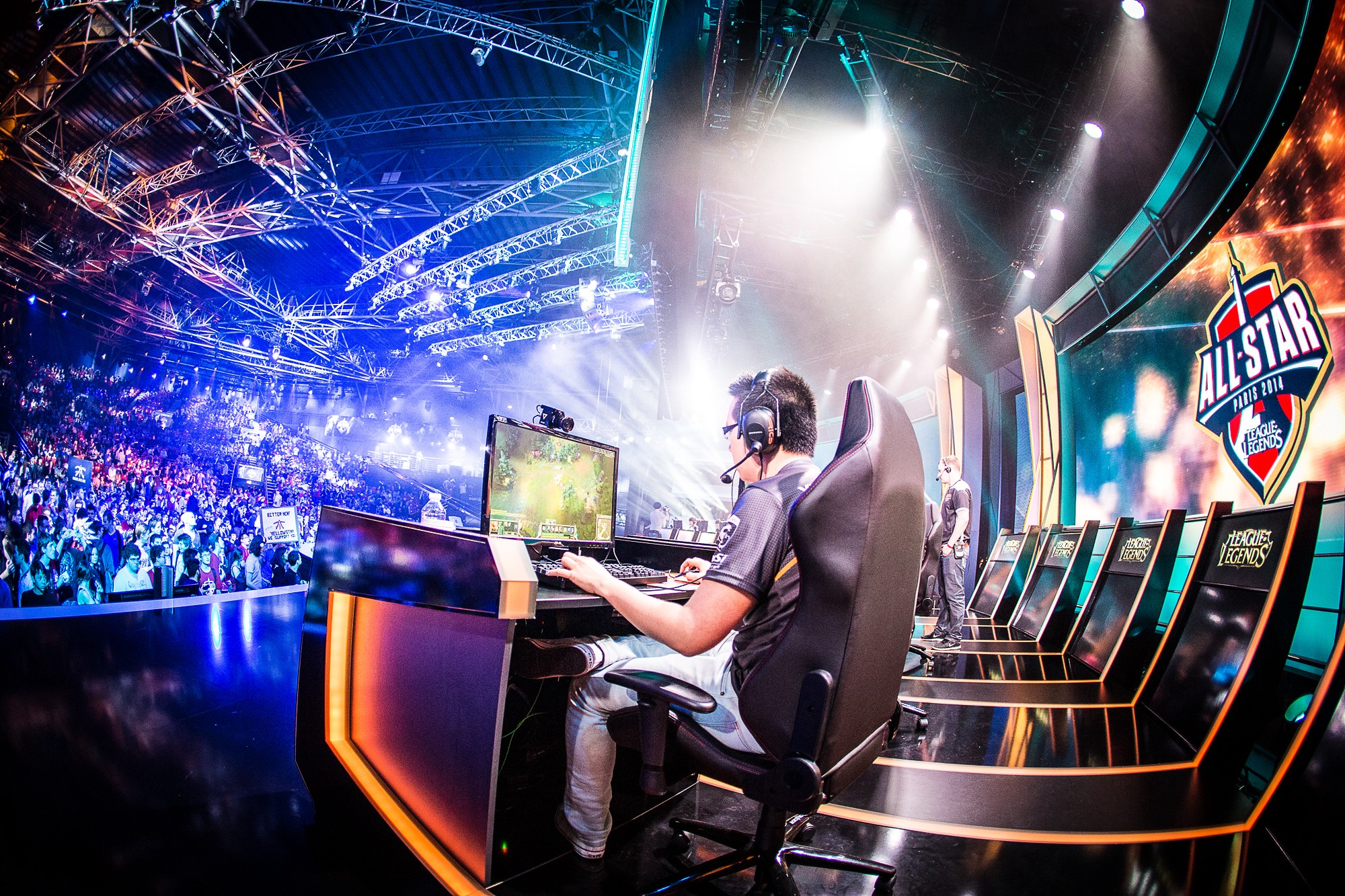 The Esport Industry in Stockholm. Esport — defined as professional… | by  Joseph Michael | Medium