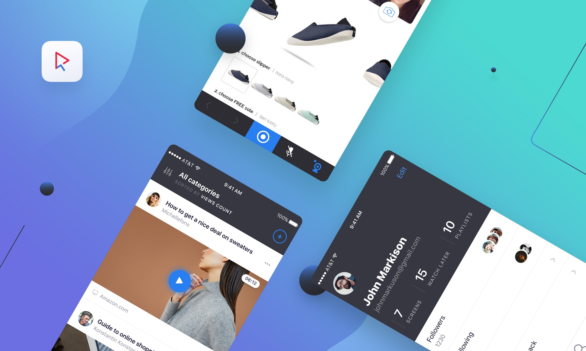 Screenlife App A Ui Ux Case Study By Elvis Obanya Ux Collective
