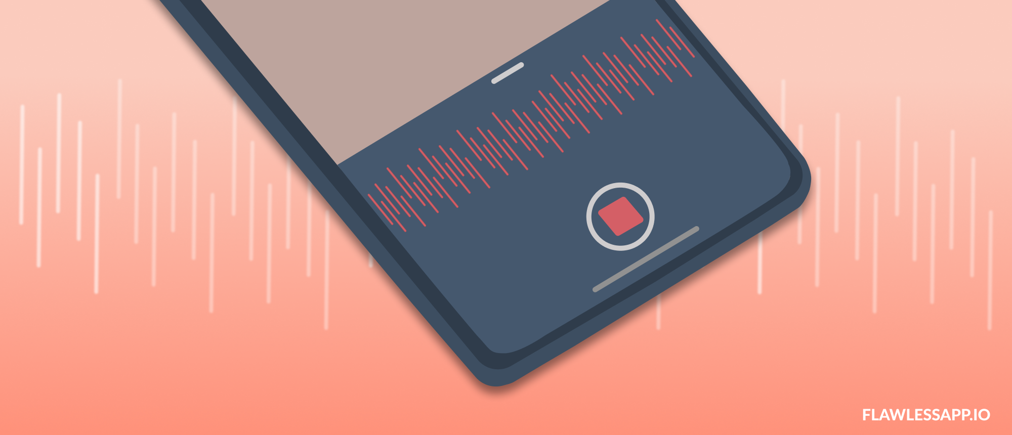 How I created Apple's Voice Memos clone - Flawless iOS - Medium
