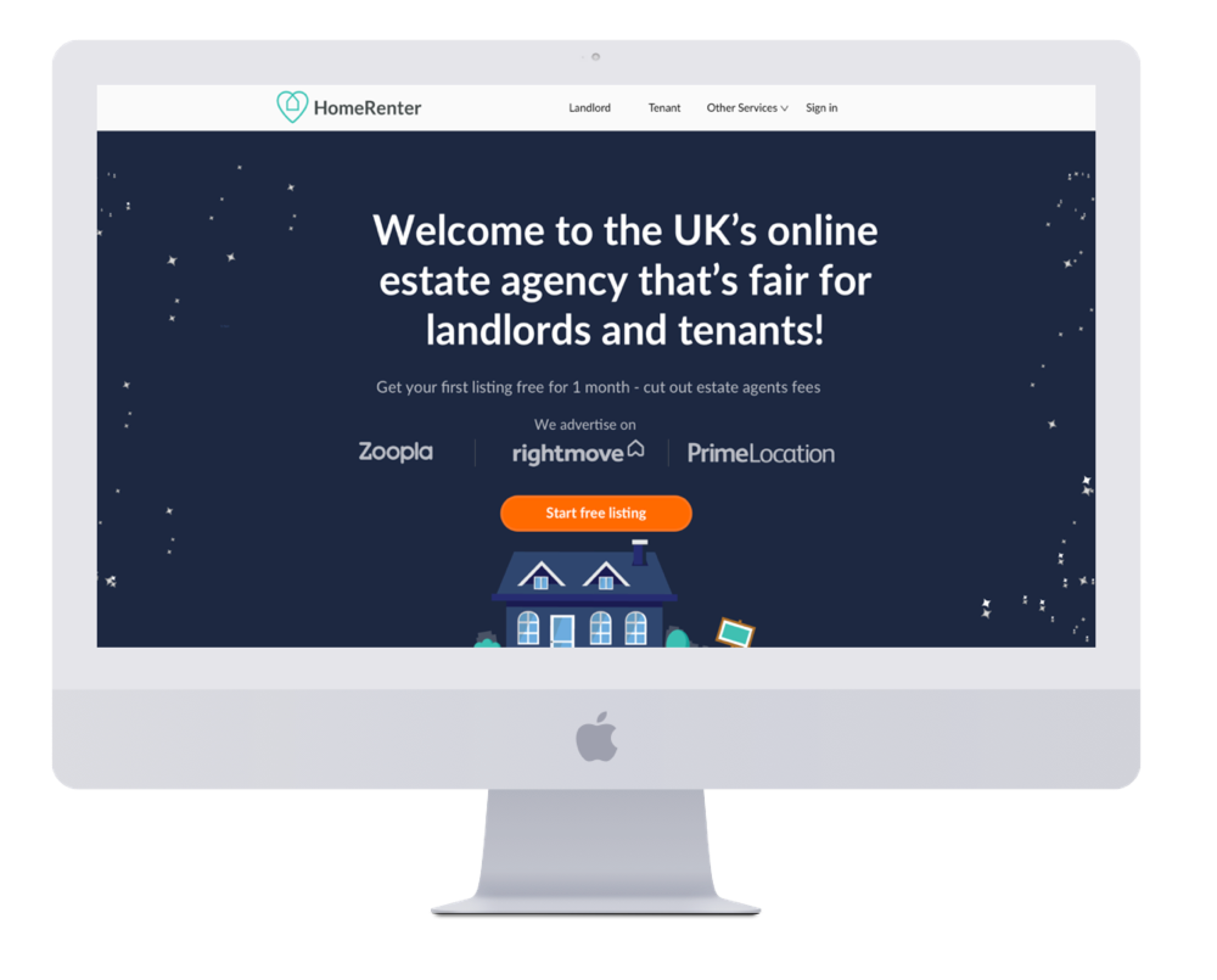 HomeRenter — improving the landlord experience - Prototypr