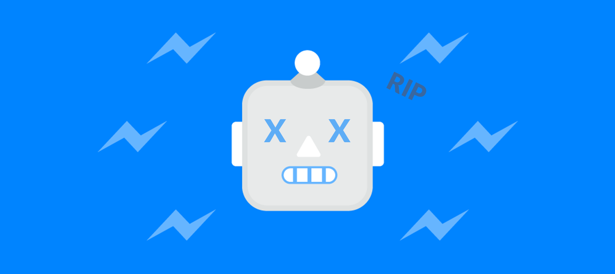 How to Kill a Bot With 10 http Requests - Chatbots Magazine