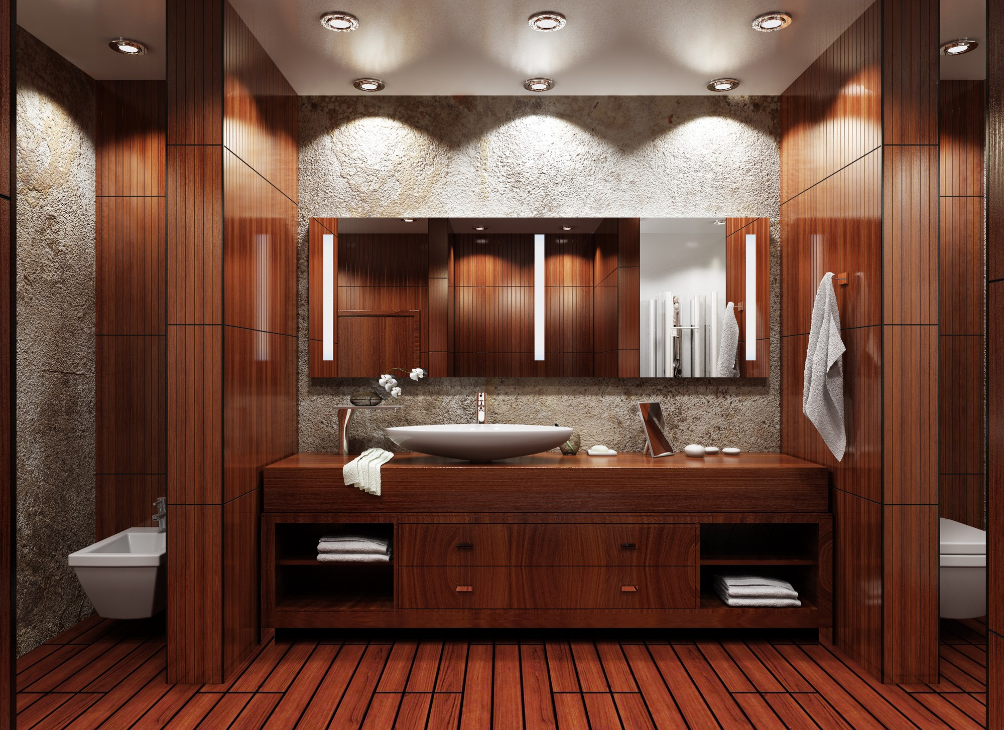 6 Exorbitance Bathroom Interiors Of The Exclusive And Elite By Waleed Qureshi The Positive Life Medium