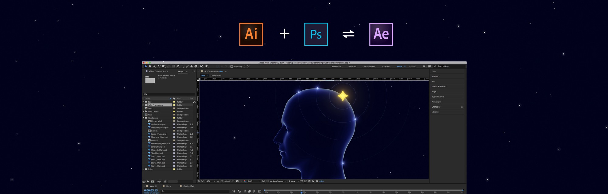 What Do Motion Designers Dream About By Halo Lab Digital Agency Prototypr