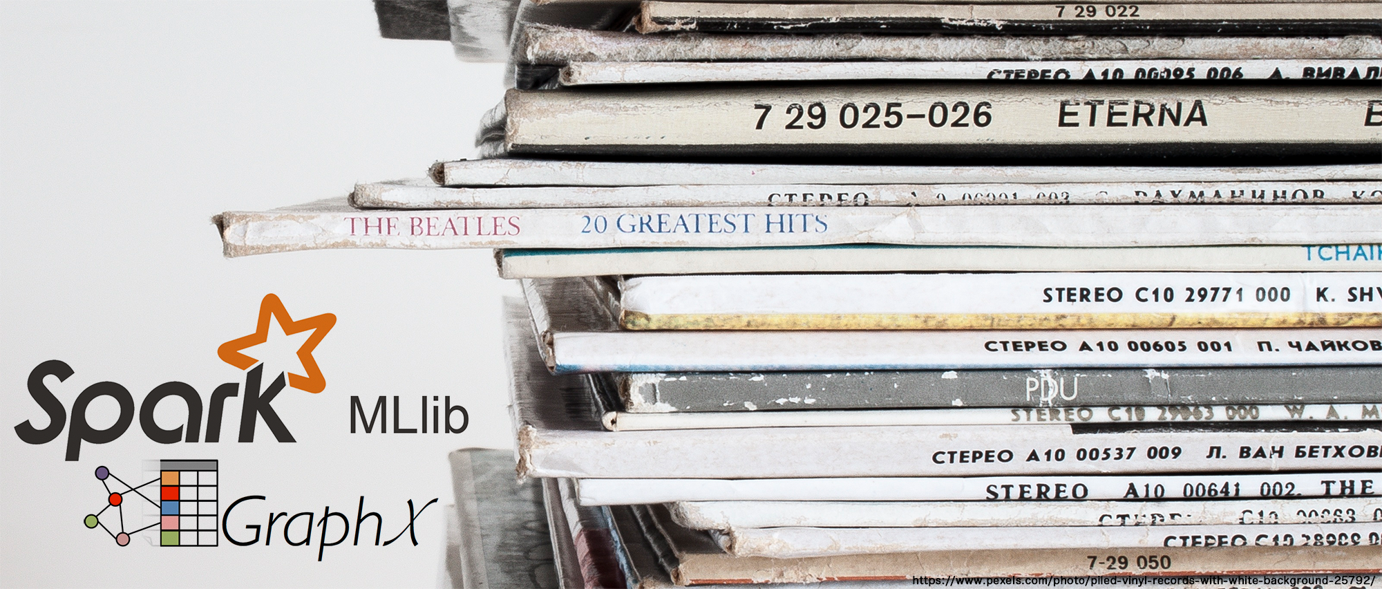 Record linking with Apache Spark's MLlib & GraphX - Towards