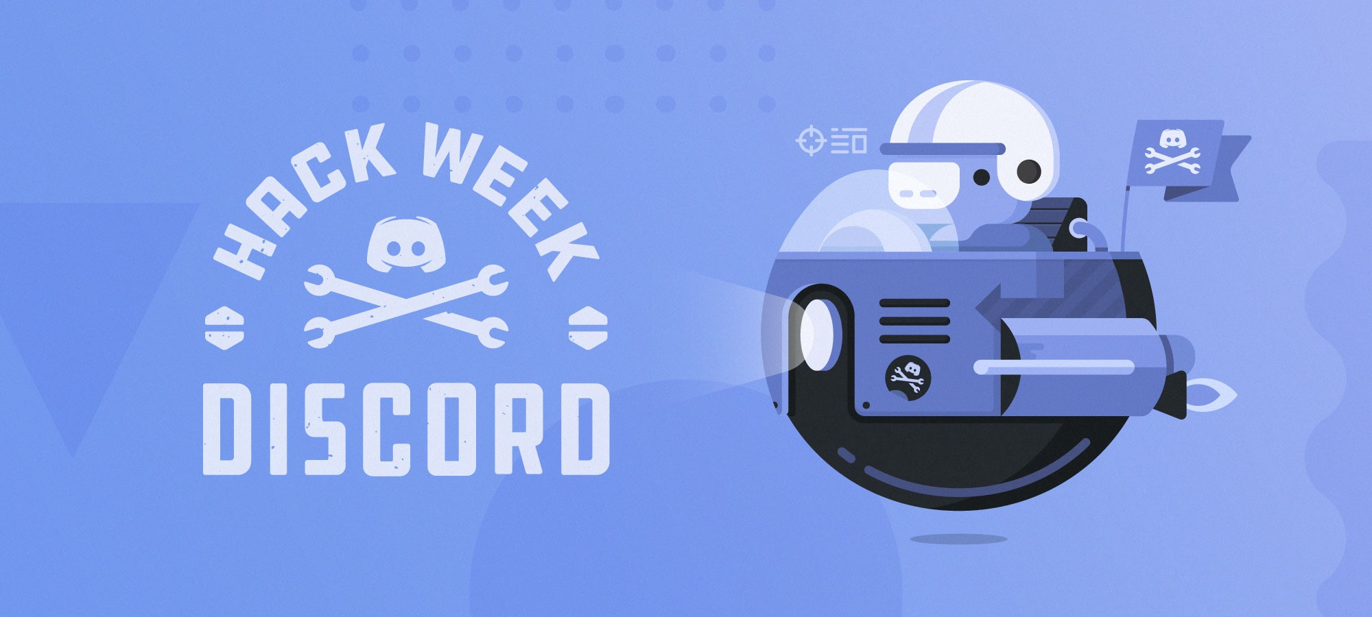 Discord Community Hack Week! Build and create alongside us