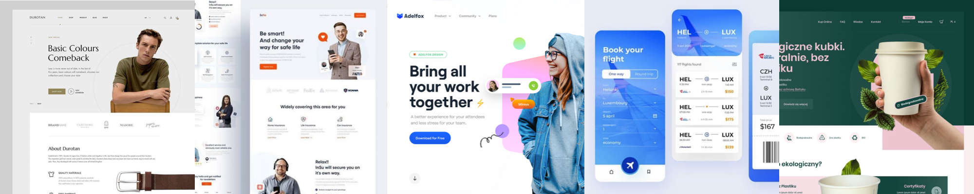 A Guide Of Ui Design Trends For 2021 Break Free Graphics