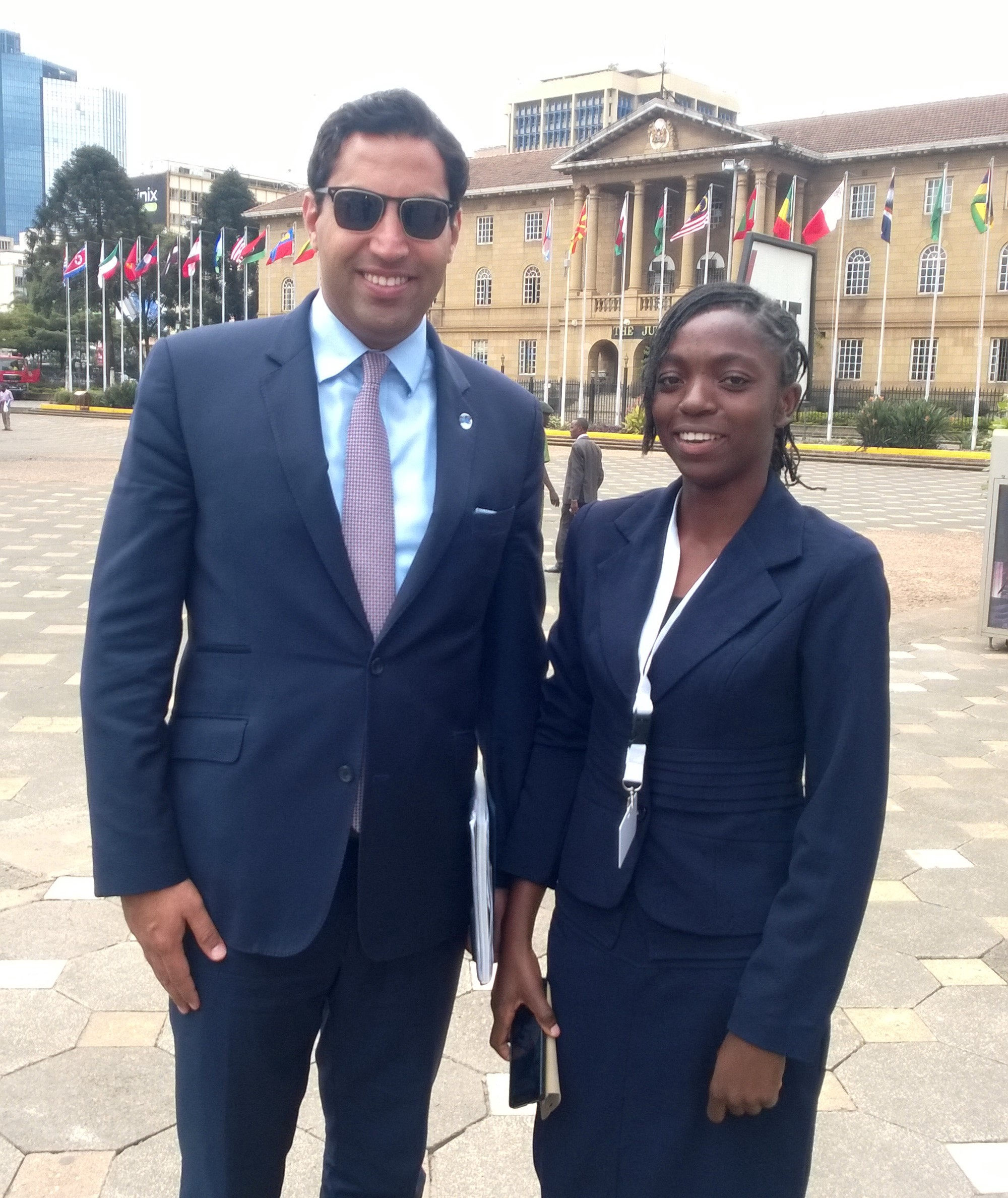 Ahmad Alhendawi unctad 14 and youth forum: from decisions to what actions?
