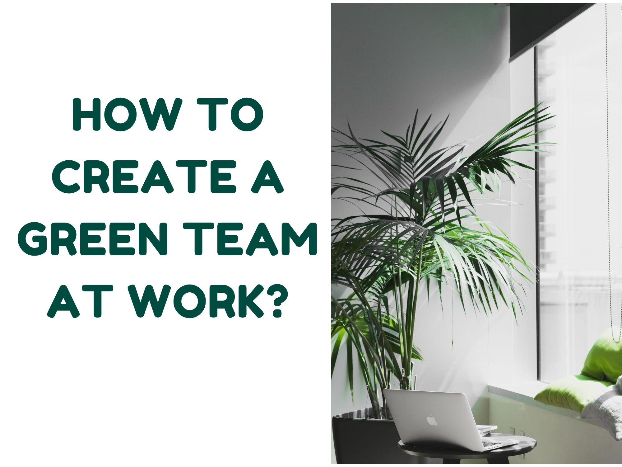 Image result for green team at work