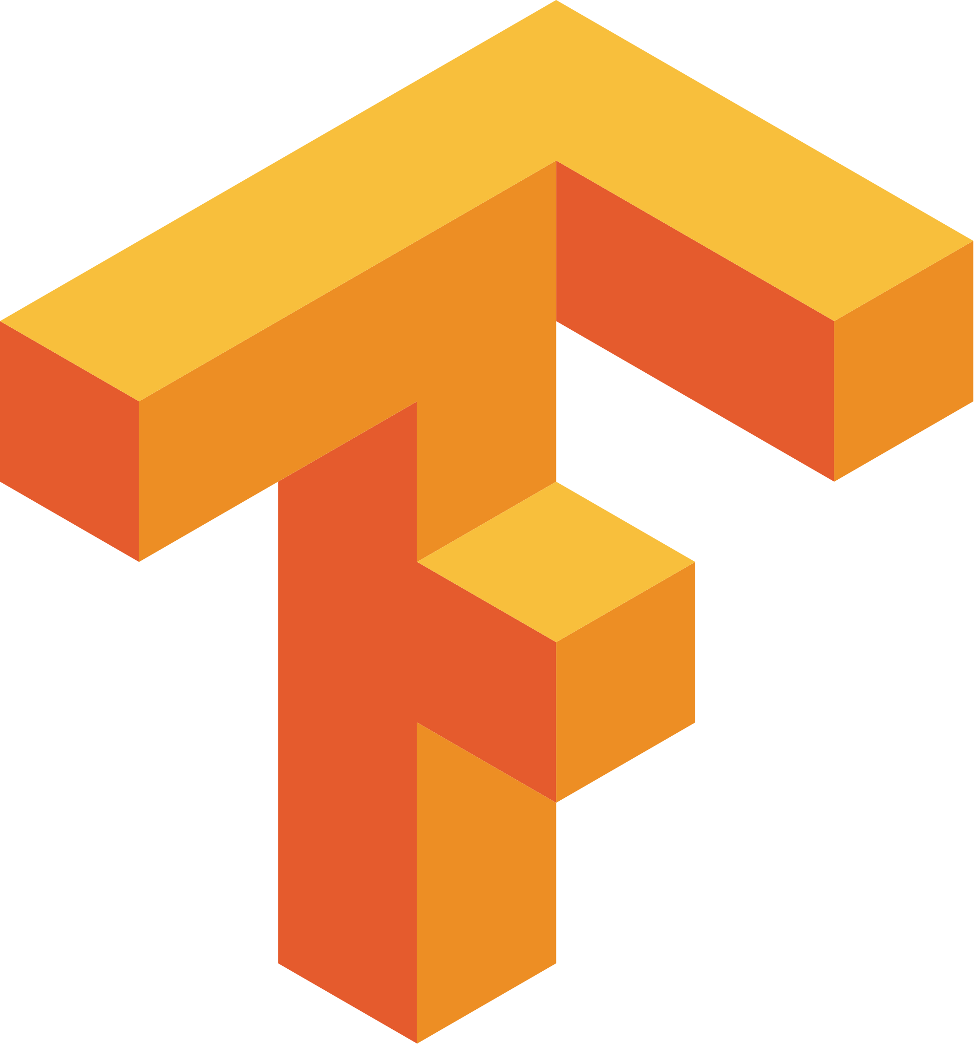 How to use 'Tensorflow Serving' docker container for model