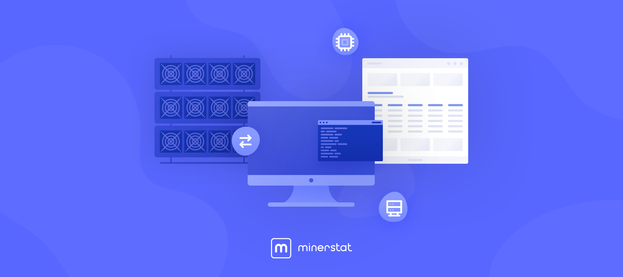 ASIC management without the SSH access - minerstat - Medium