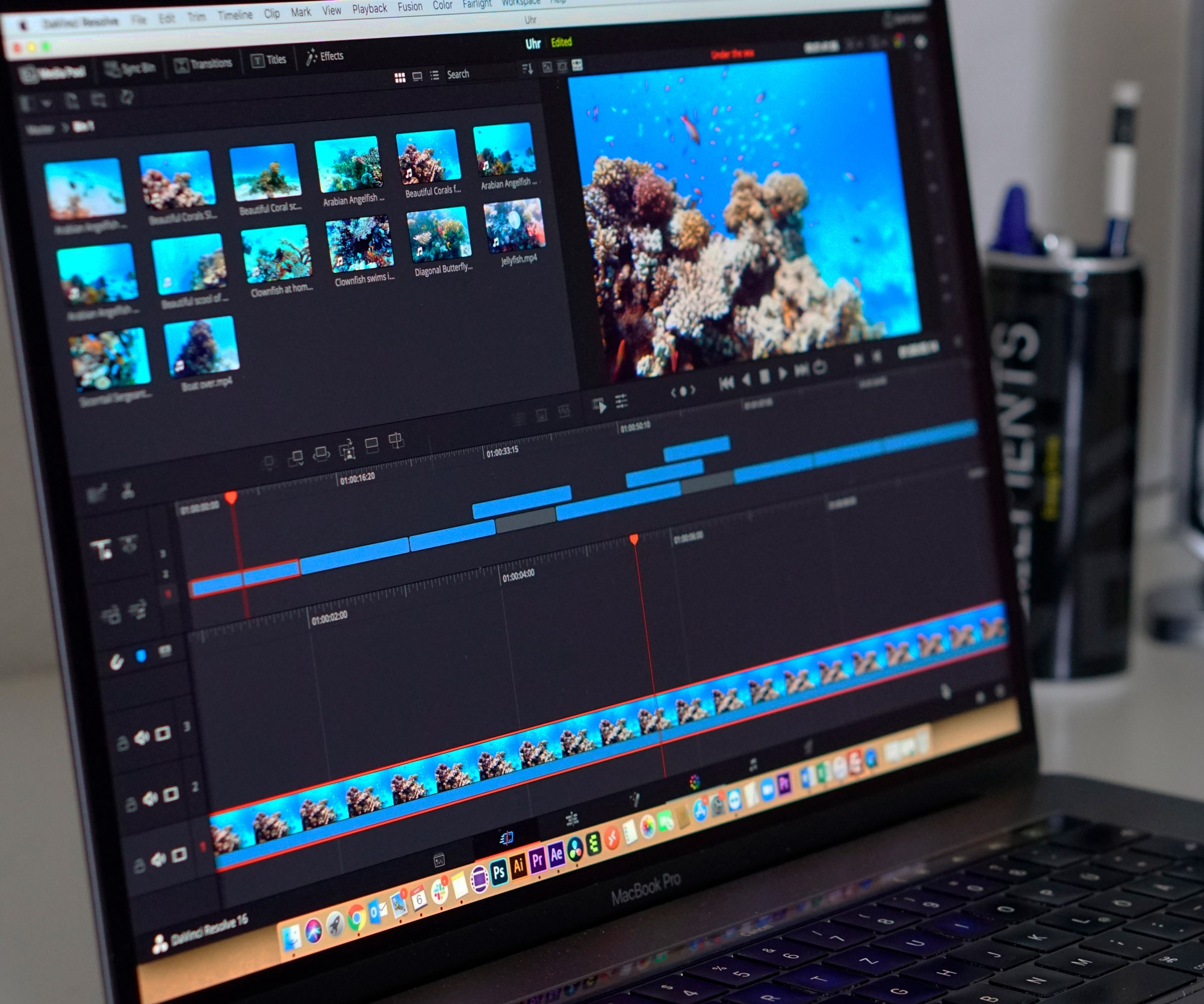 Blackmagic Design Steps Up Their Nle Game With Davinci Resolve 16 By Elements Medium