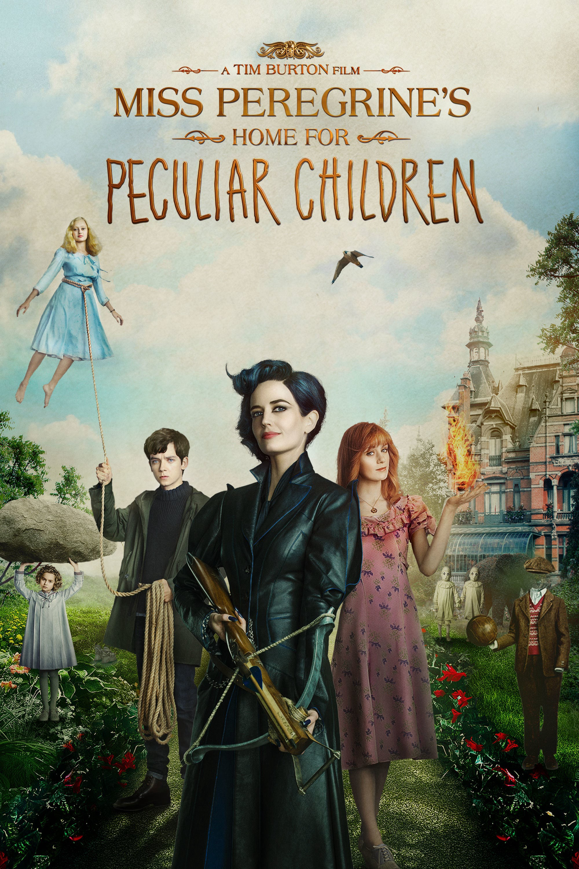 miss peregrines home for peculiar full movie online free