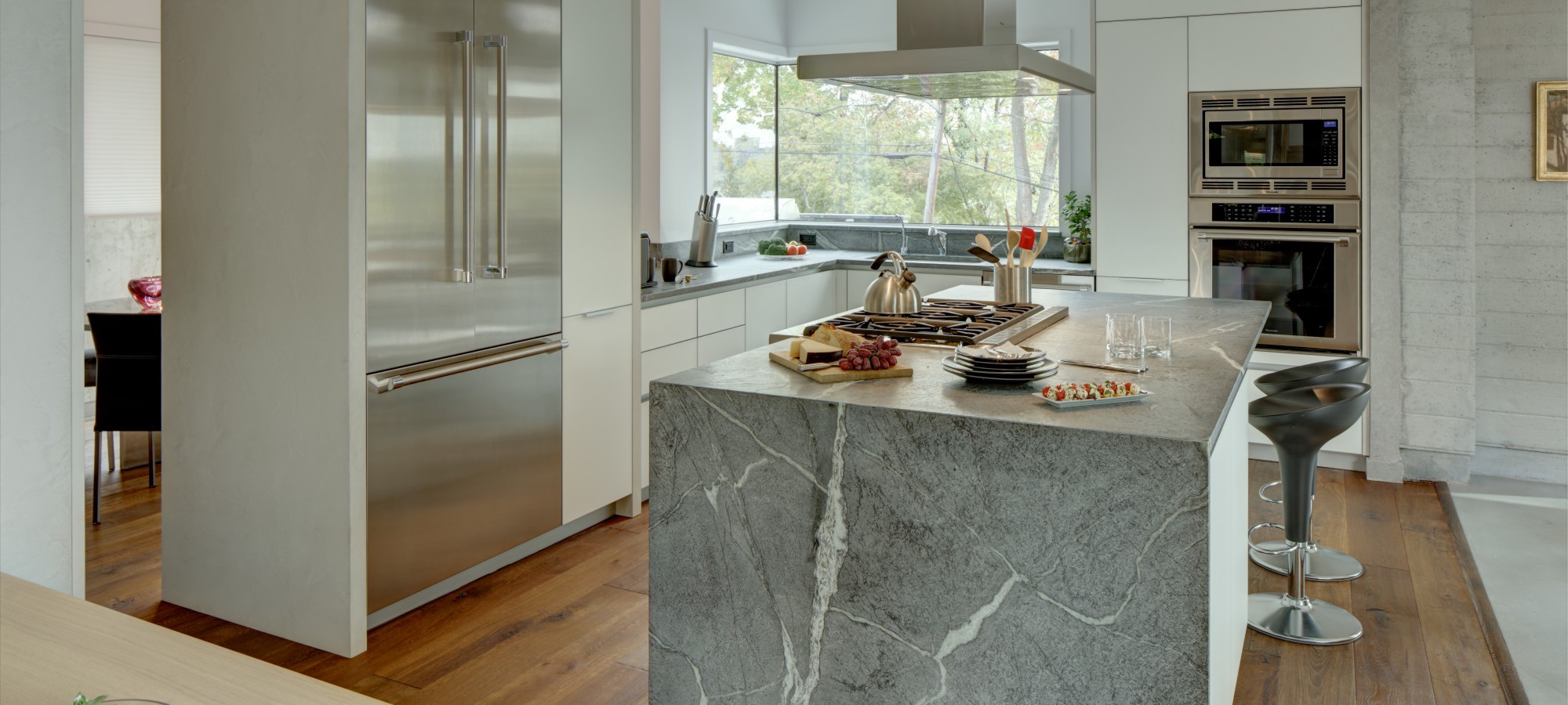 Cost Effective Designs Using Contemporary Kitchen Cabinets By Cesar Nyc Cesarnyc Medium