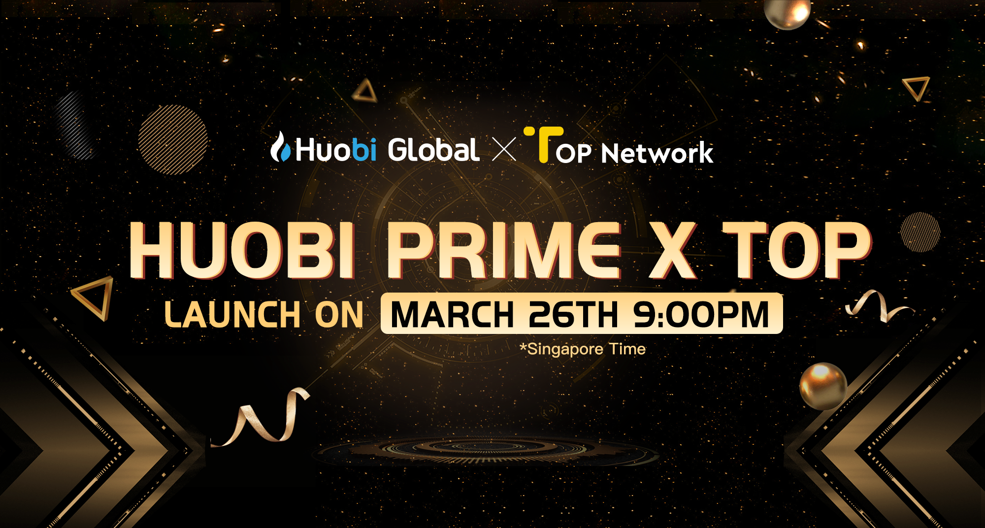TOP Network: The First Project to Launch On Huobi Prime | by TOP Network Official Account | TOP Network | Medium