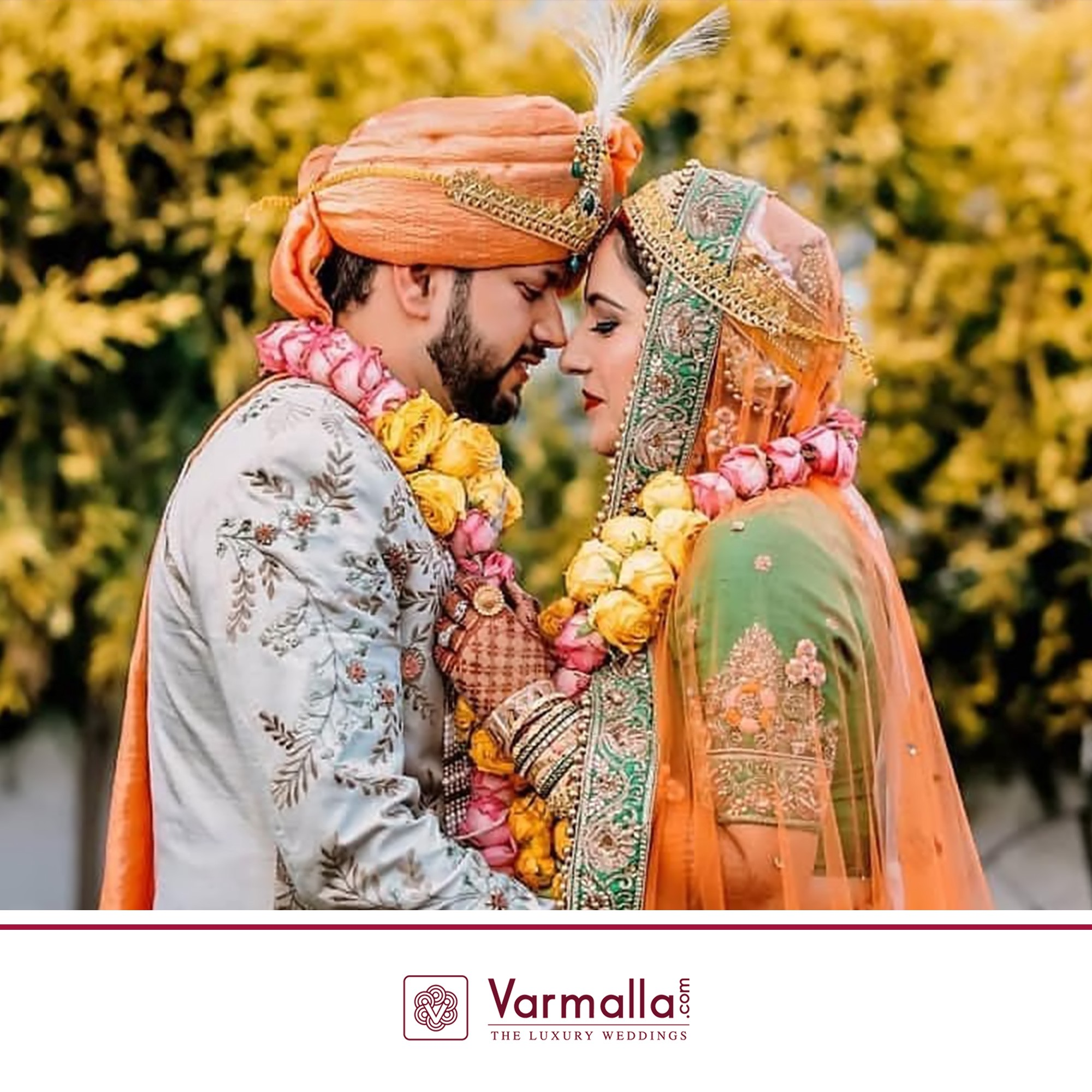 Wedding Couple Goals For Those Who Believed In The Power Of By Varmalla Official Medium
