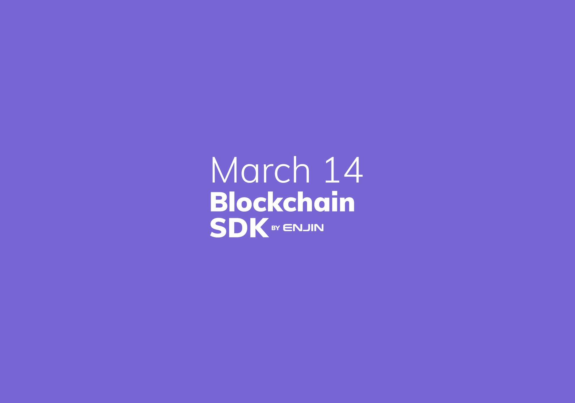 Announcing the Enjin Blockchain SDK for Unity: Coming to Ethereum