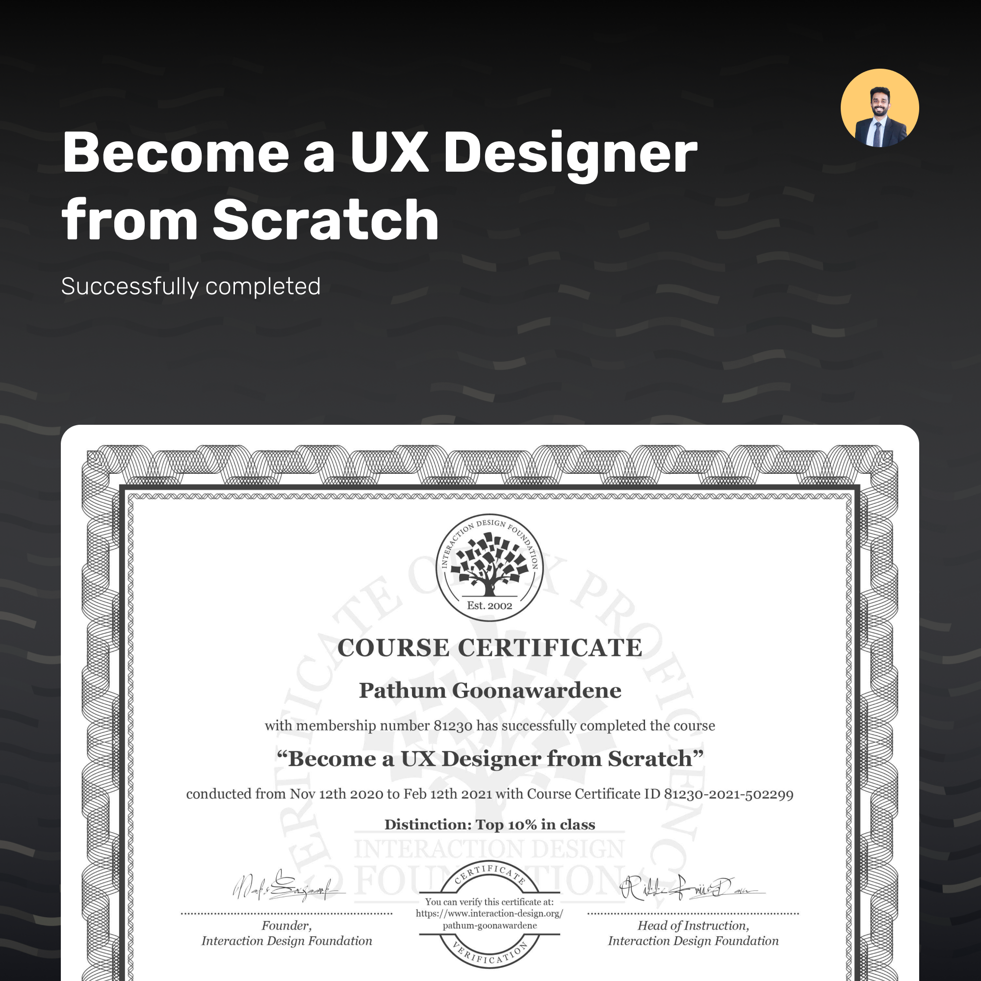 Become a UX Designer from Scratch