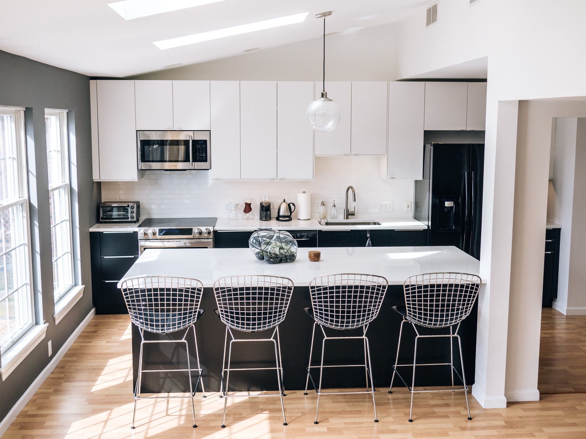 Our Modern Kitchen Remodel: Designing a Space We Love  by Jeff