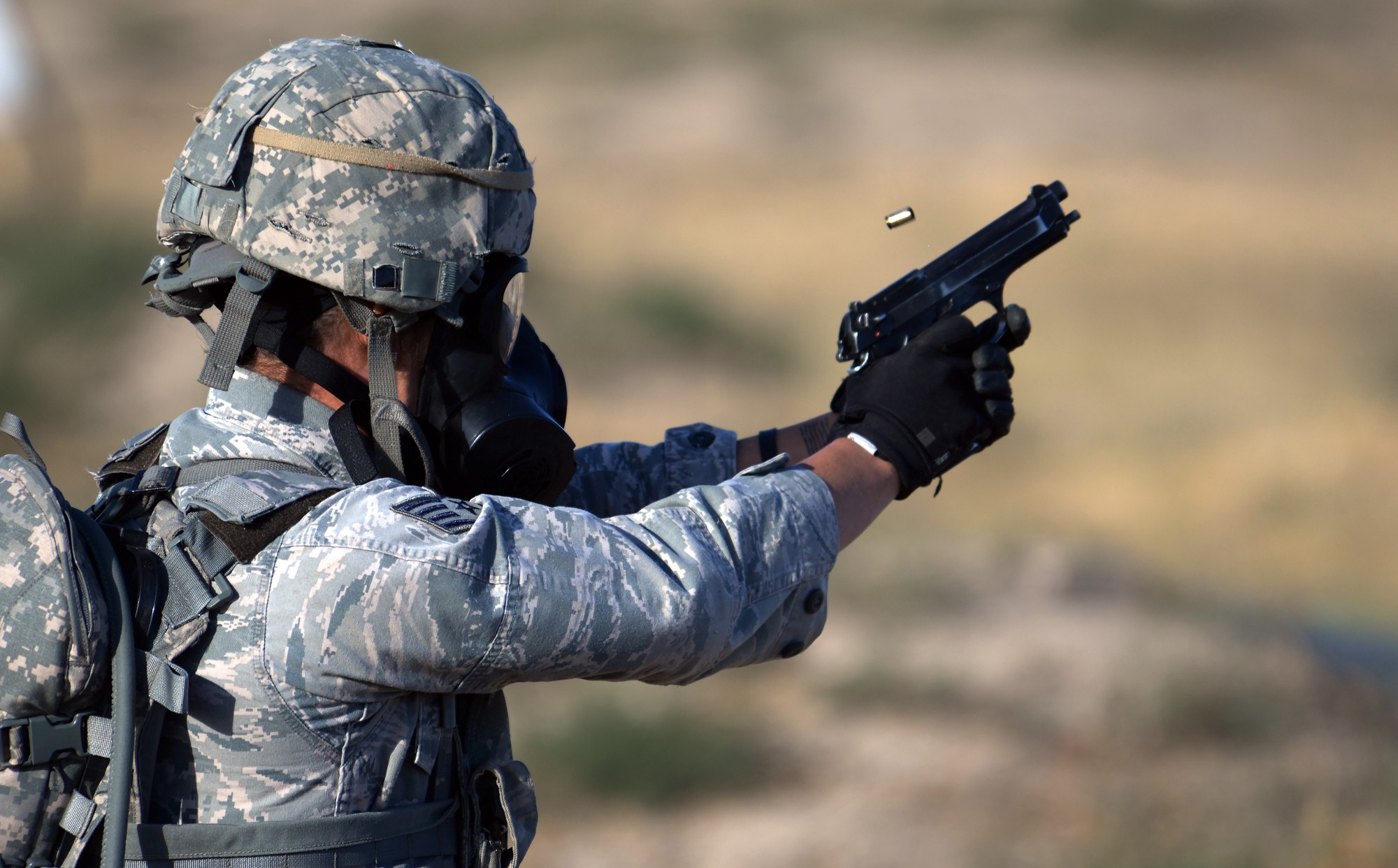 The U S  Air Force's Forgotten Silenced Pistols - War Is
