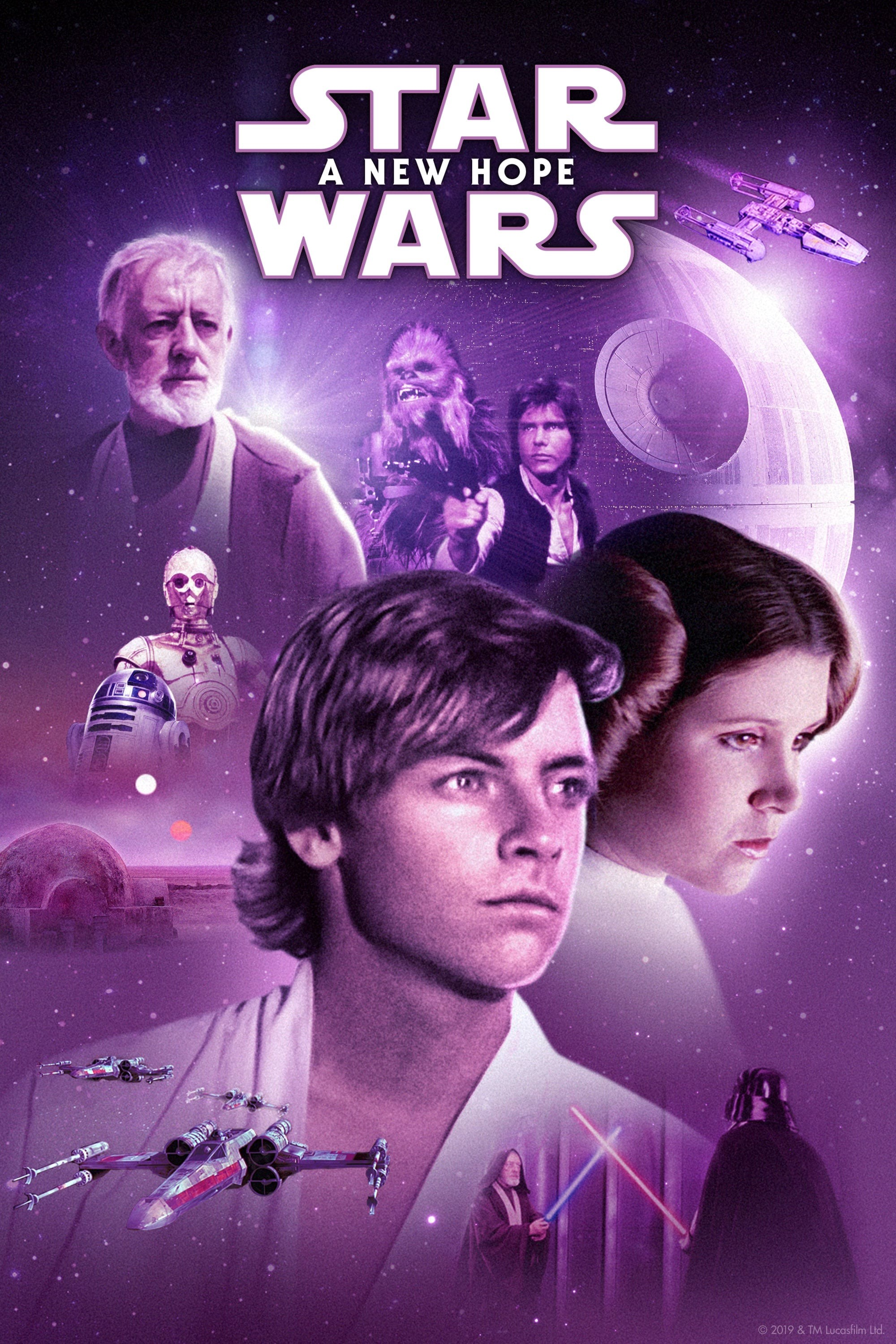 download star wars a new hope online free