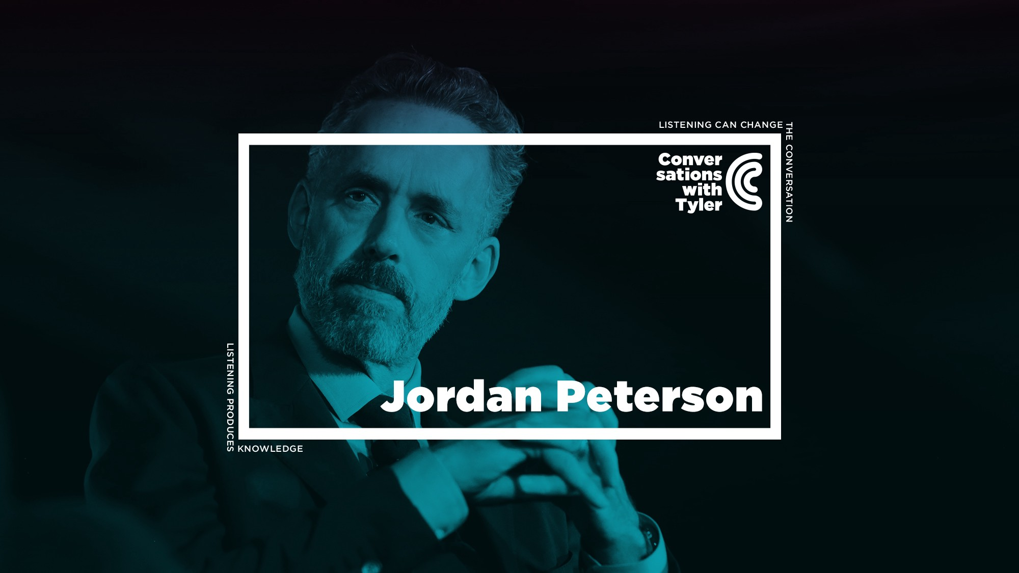 Jordan Peterson on Mythology, Fame, and Reading People (Ep  60 — Live)