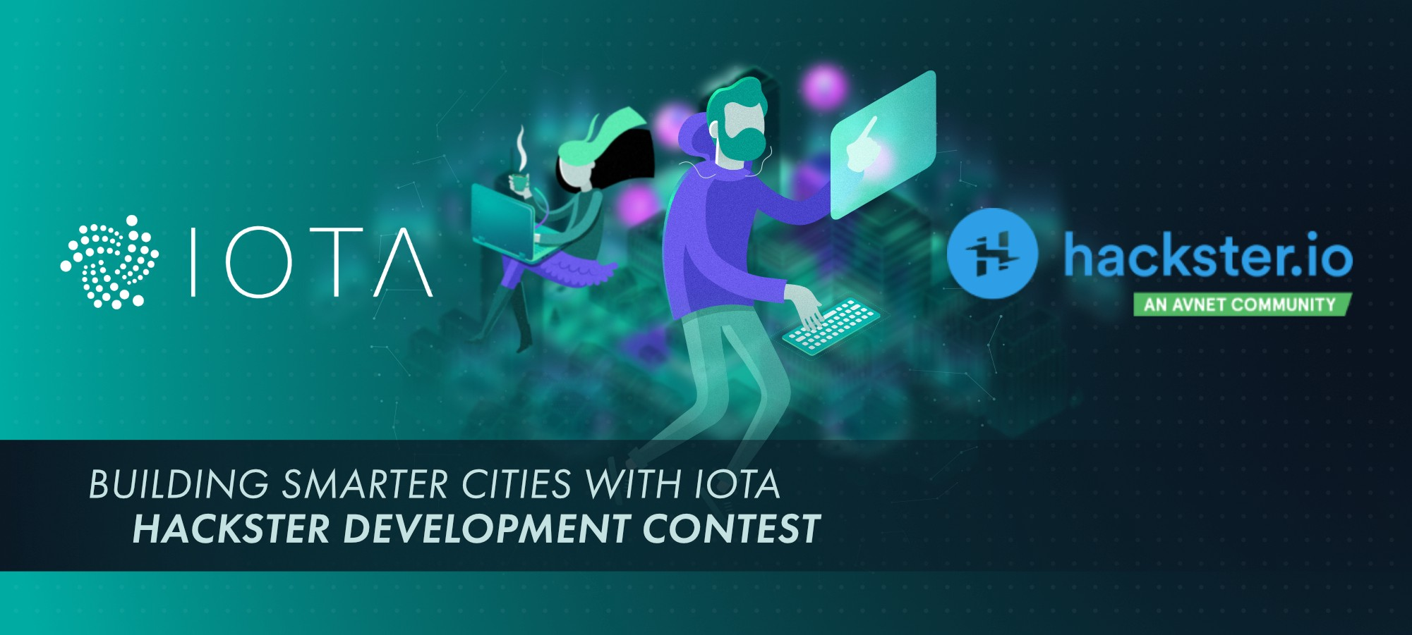 IOTA Announces Smart City Development Competition with Groupe