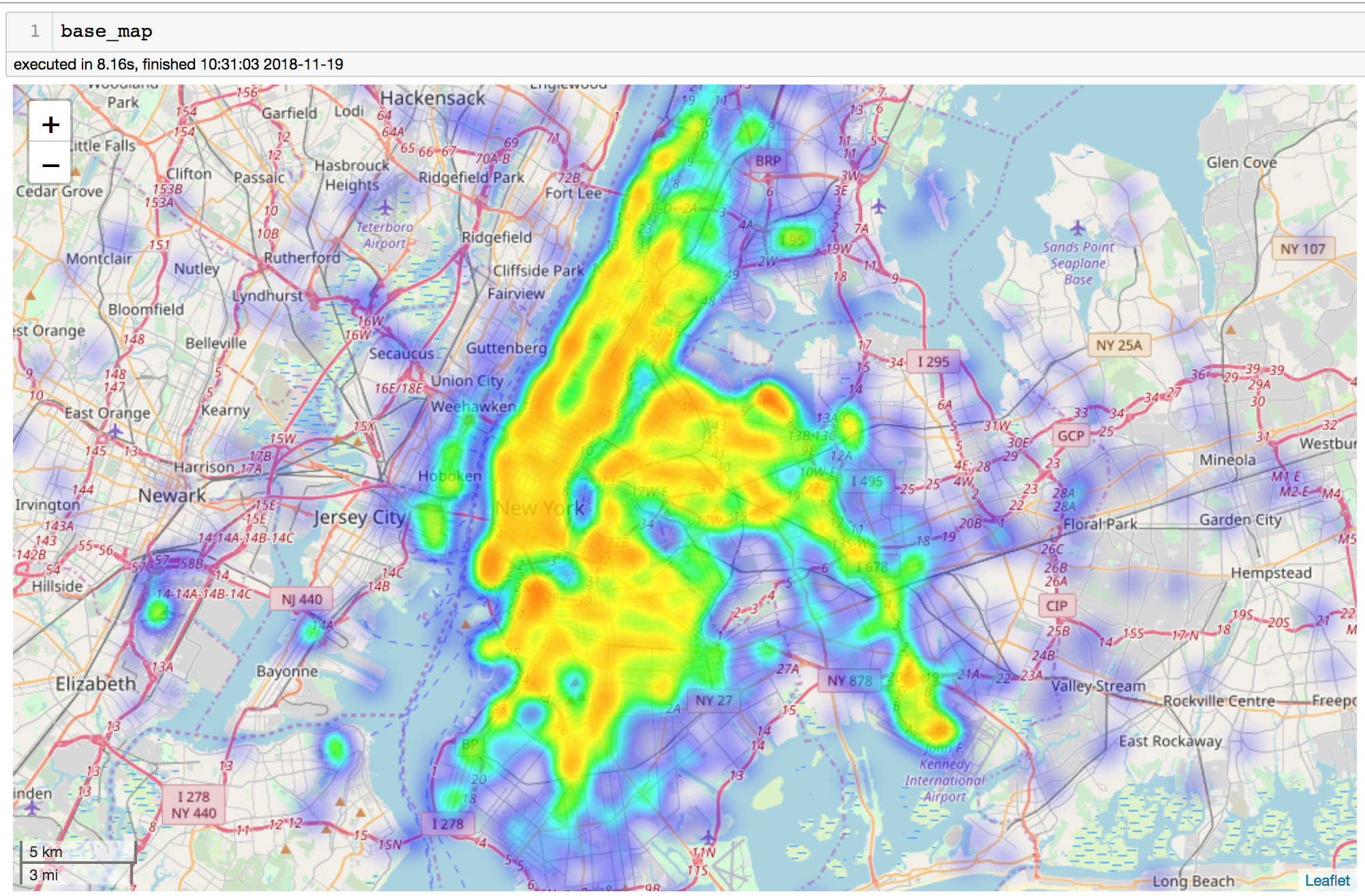 Spatial Visualizations and Analysis in Python with Folium